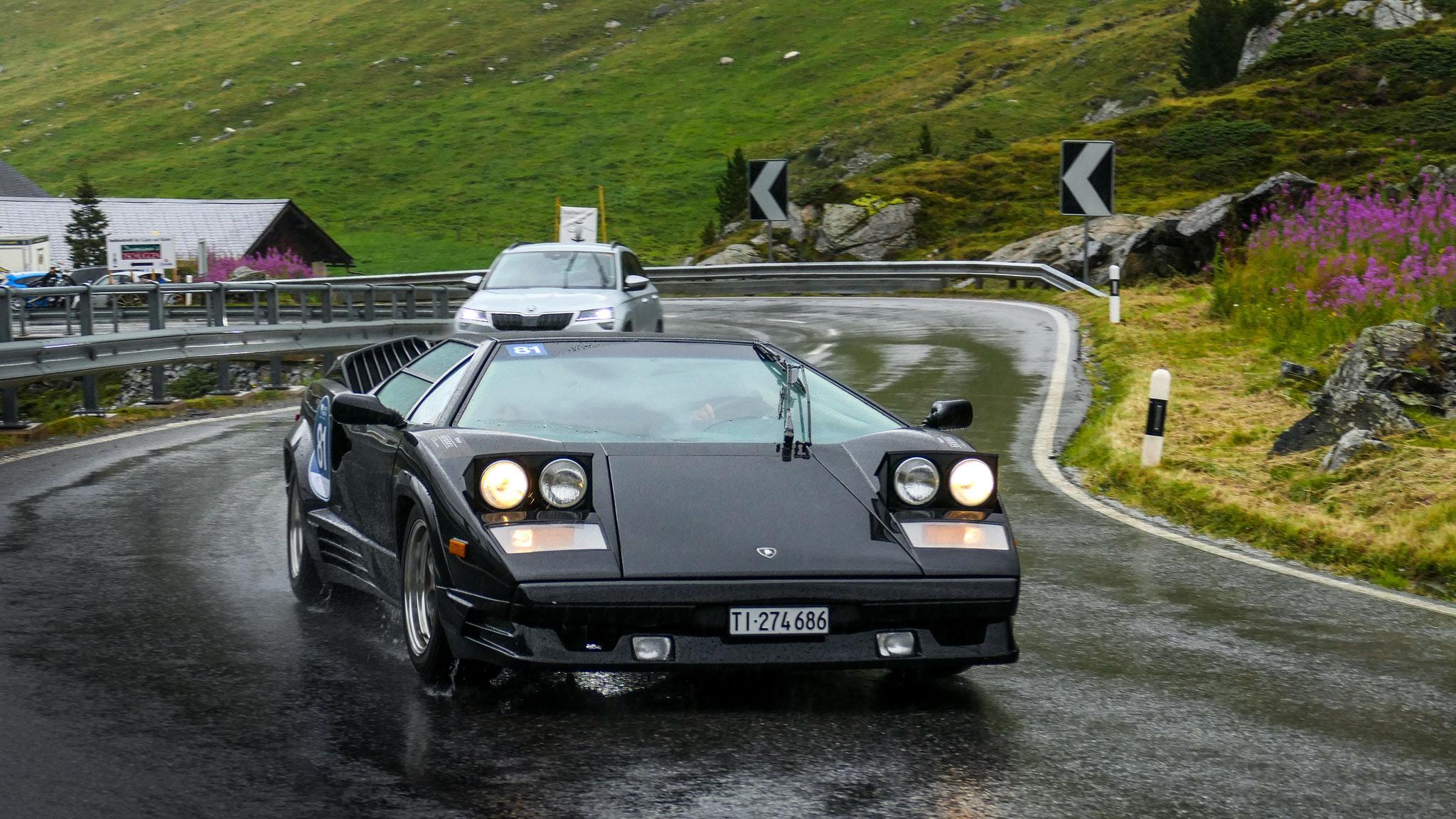 Lamborghini  Countach 25th Anniversary - TI-274686 (CH)