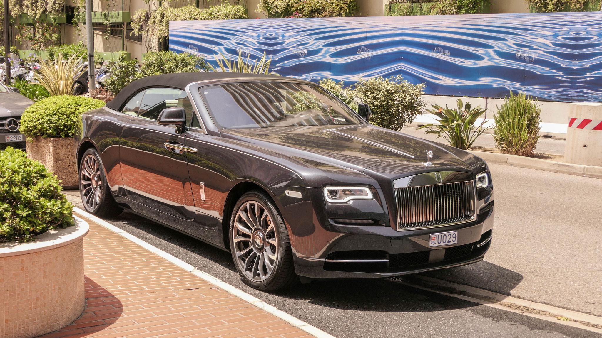Rolls Royce Dawn - U029 (MC)