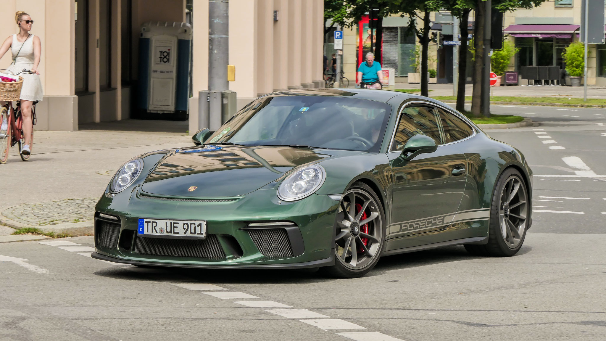 Porsche 991 GT3 Touring Package - TR-UE-901
