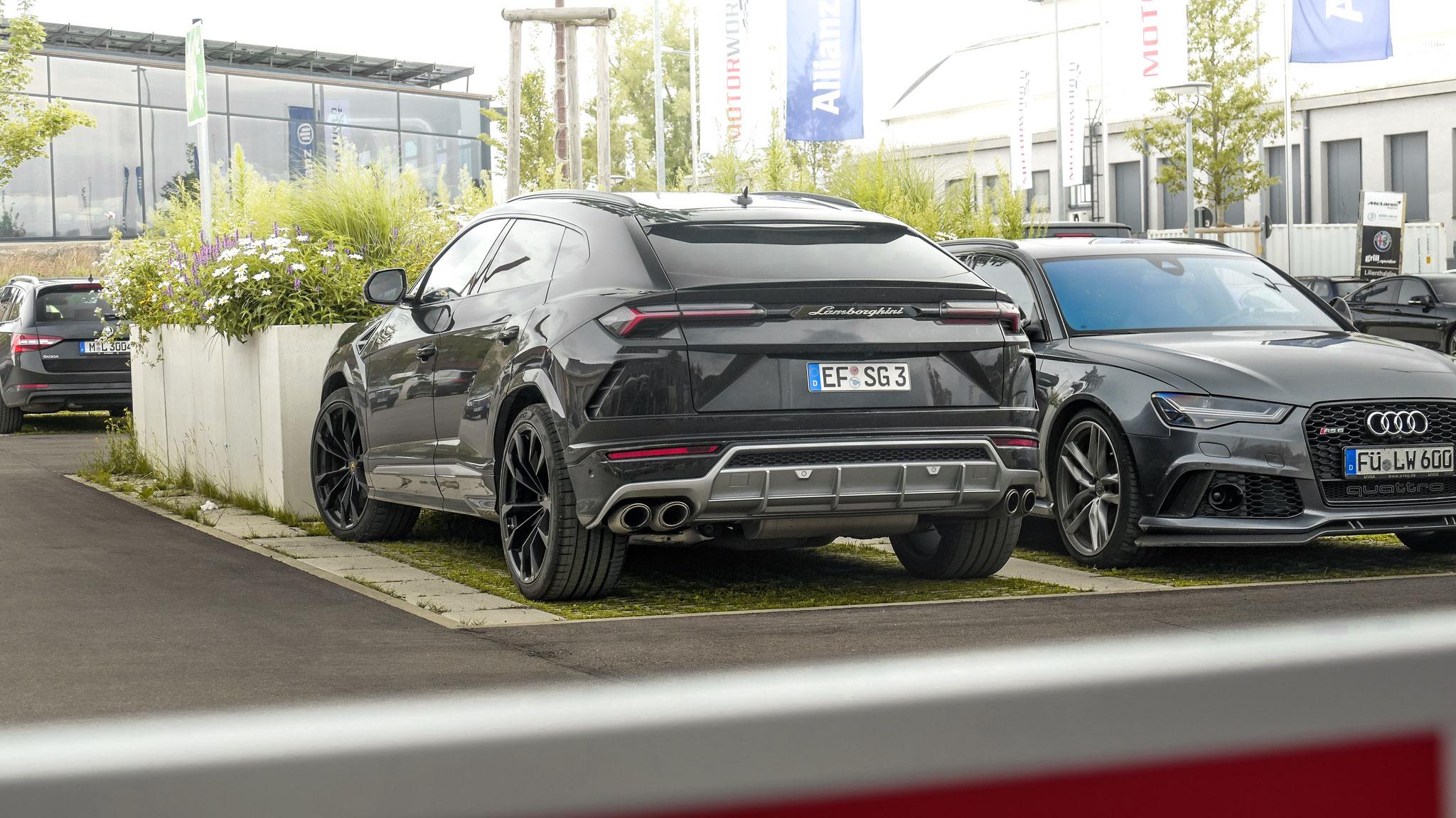 Lamborghini Urus - EF-SG-3