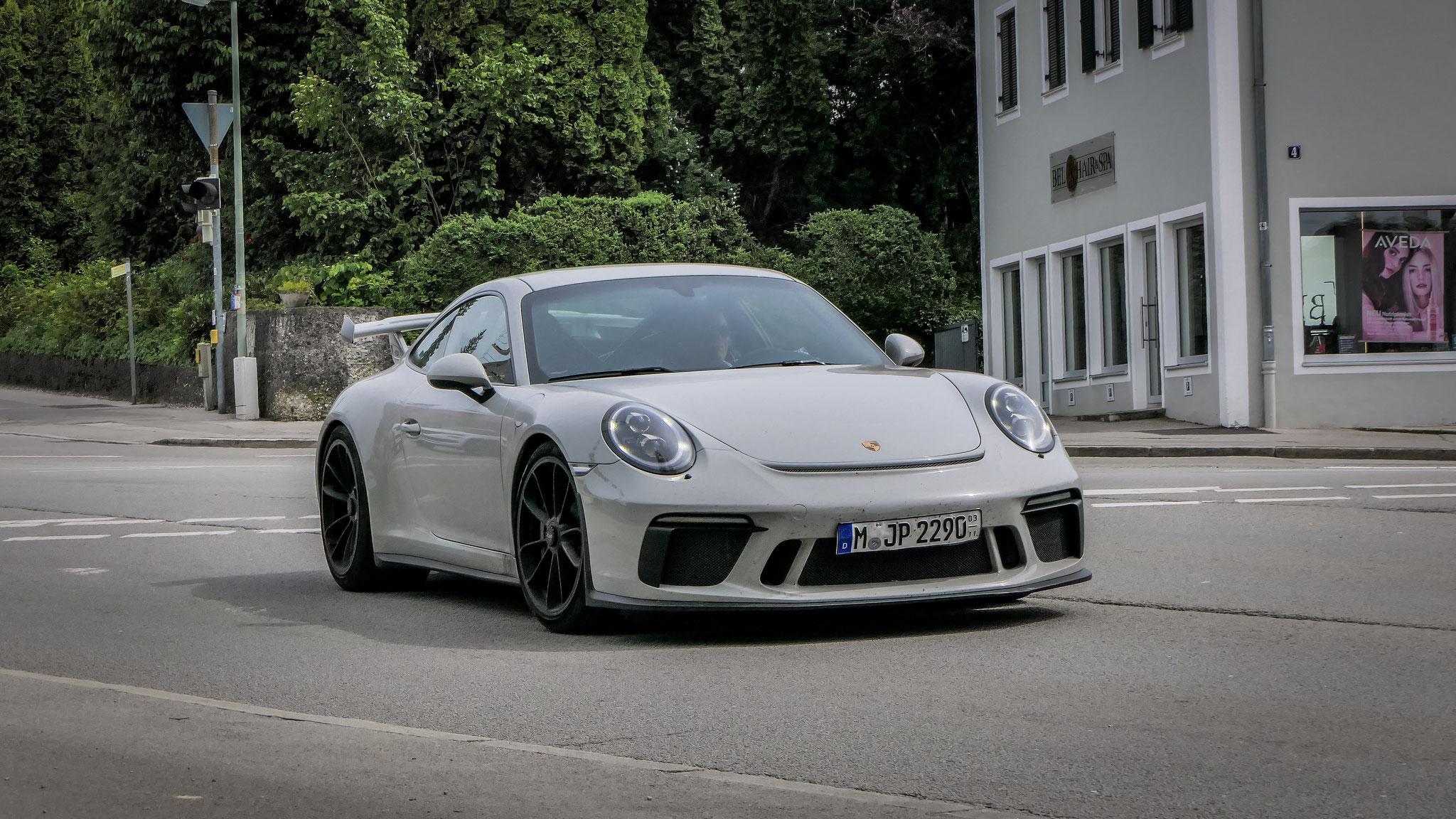 Porsche 991 GT3 - M-JP-2290