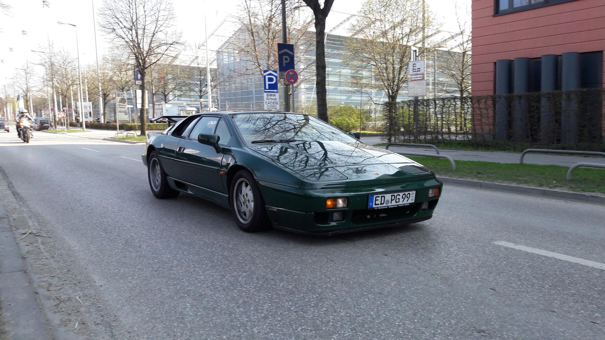 Lotus Esprit V8 - ED-PG-99