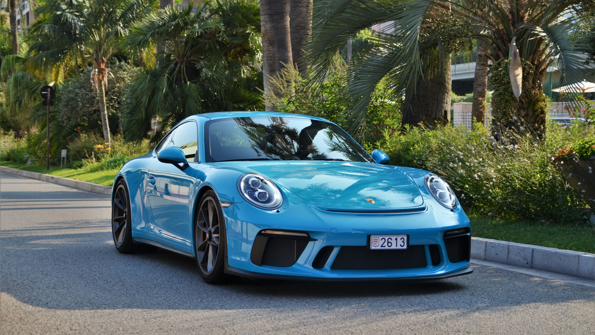 Porsche 991 GT3 Touring Package - 2613 (MC)