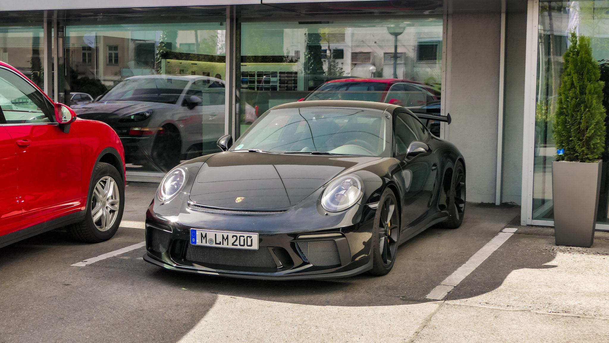 Porsche 991 GT3 - M-LM-200