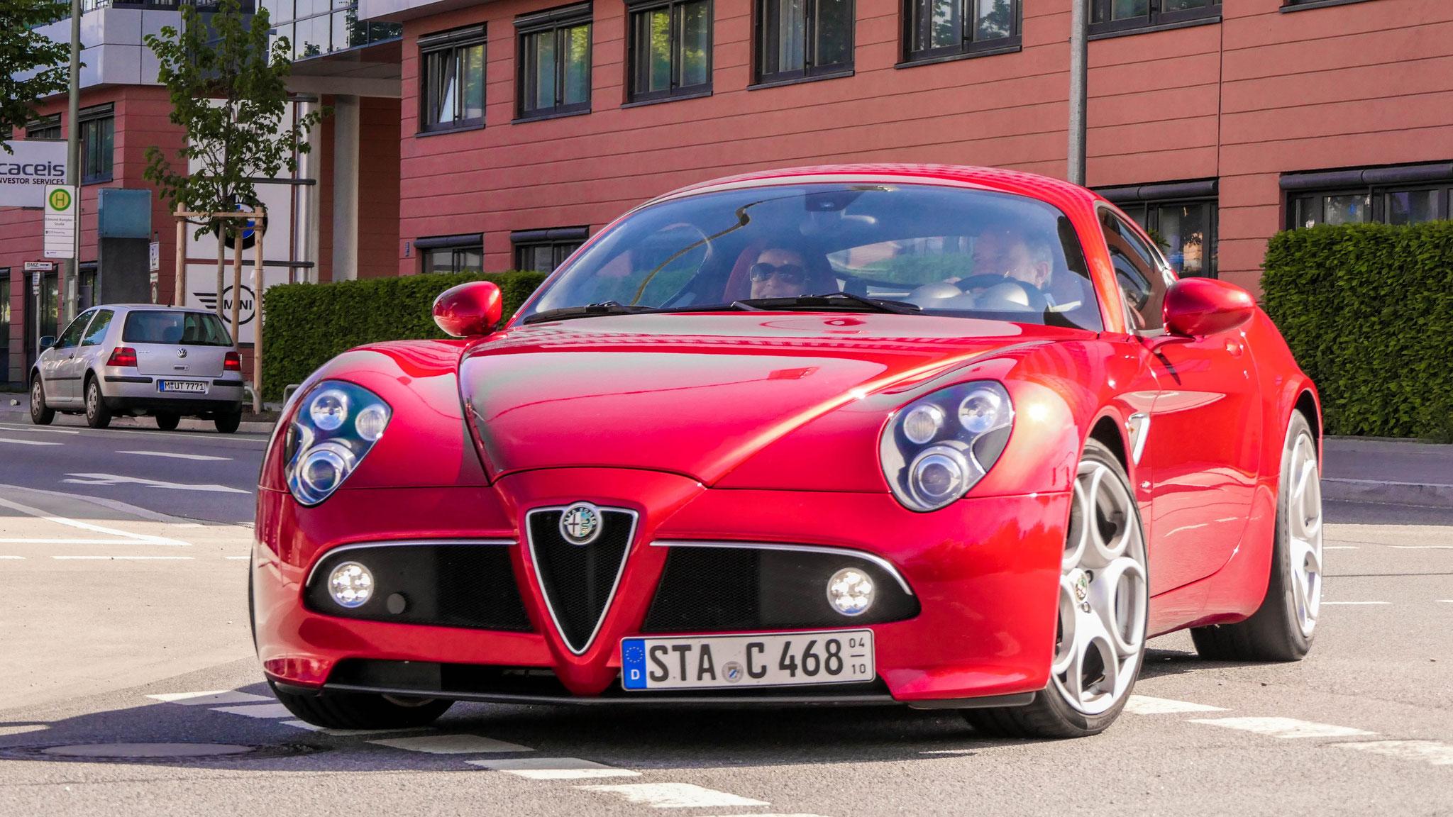 Alfa Romeo 8C - STA-C-468