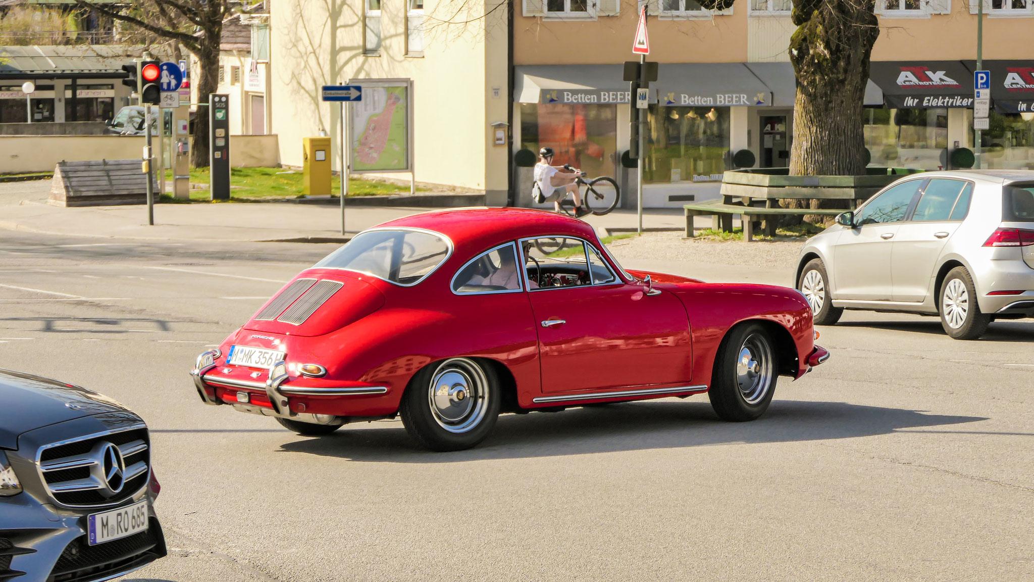 Porsche 356 - M-MK-356H
