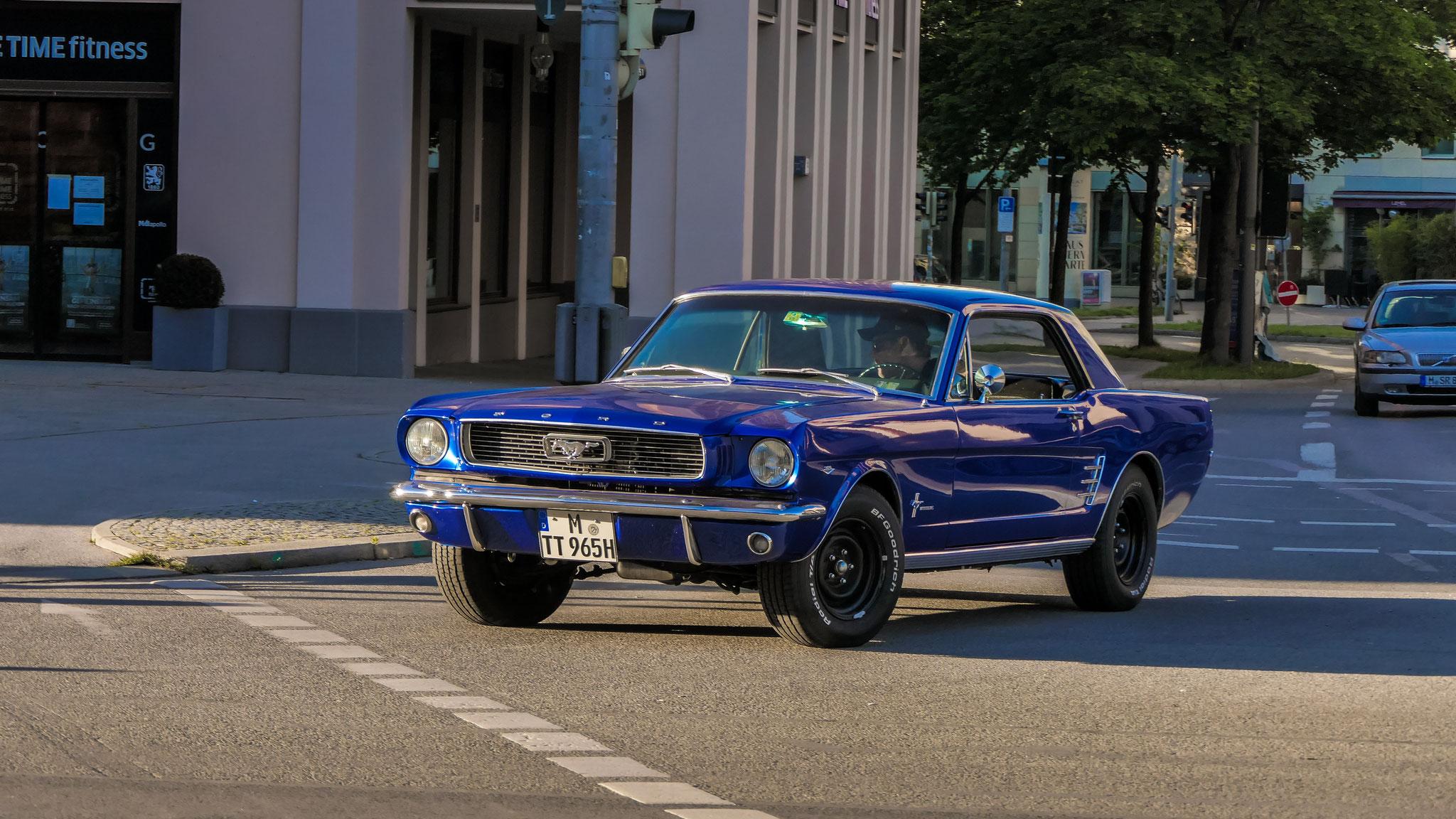 Mustang I - M-TT-965H