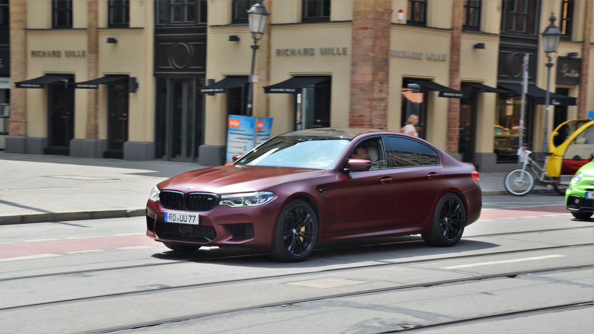 BMW M5 First Edition (1 of 400) - RO-UU-77