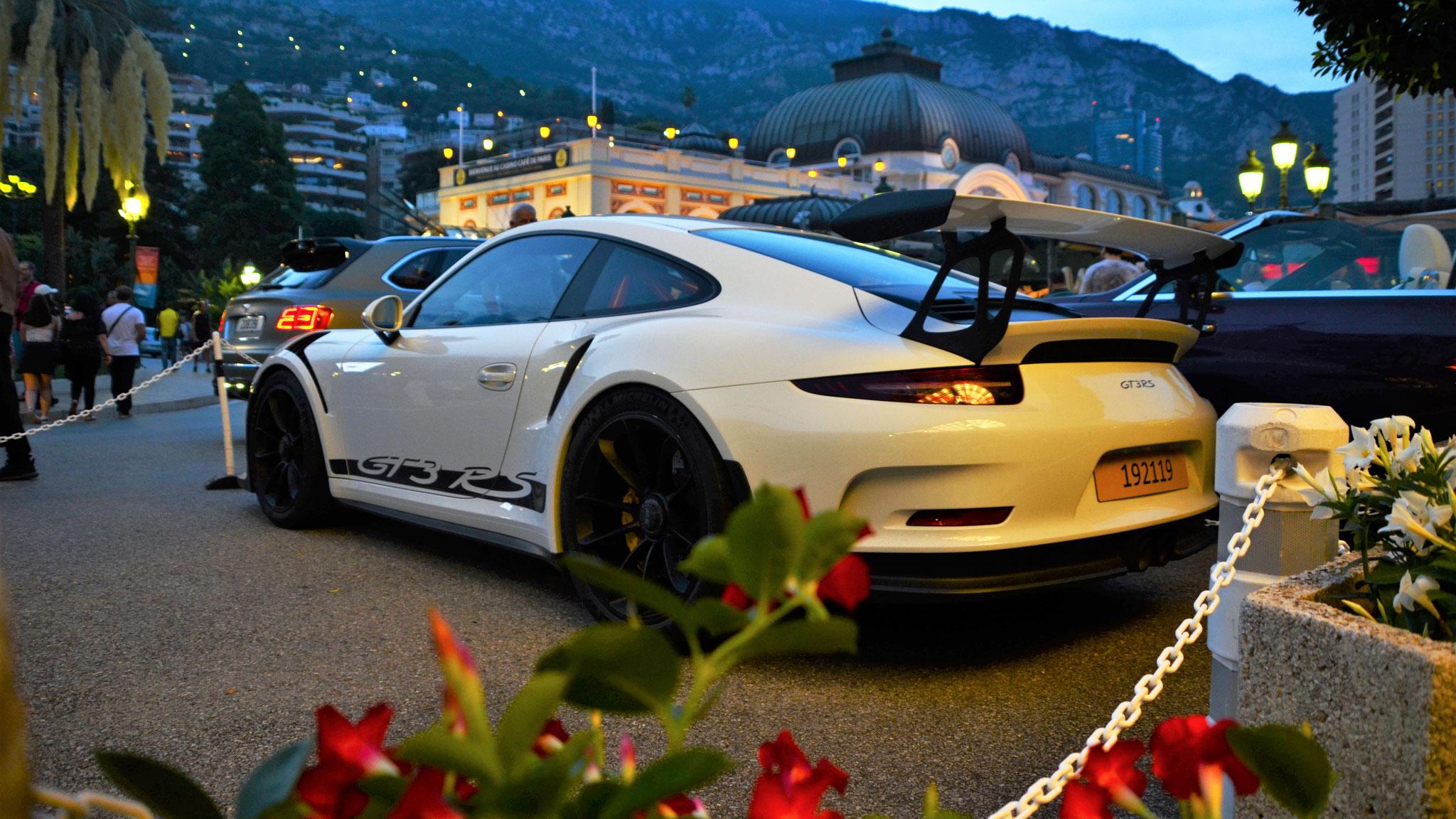 Porsche 911 GT3 RS - 192119 (Arab)