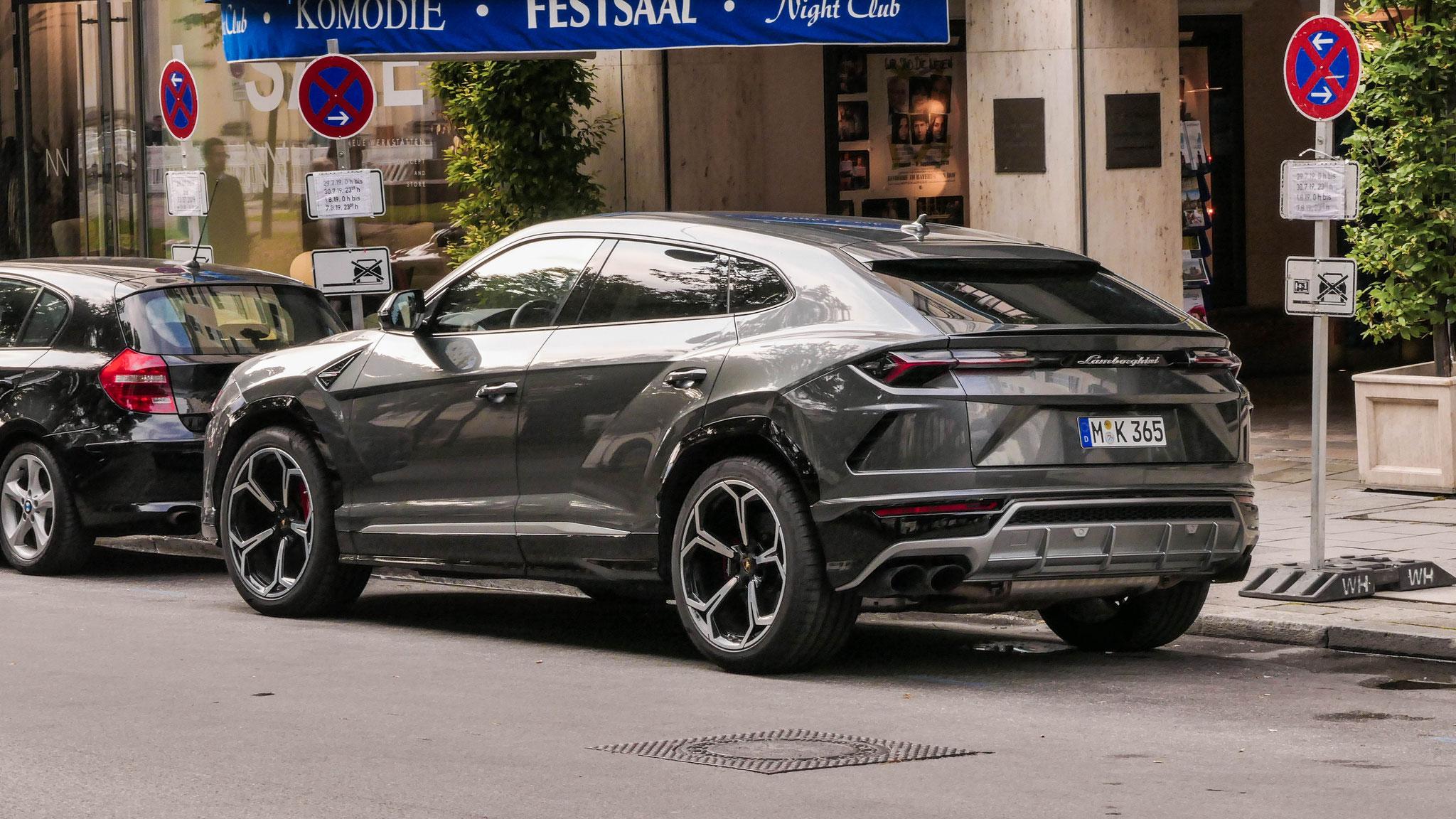 Lamborghini Urus - M-K-365