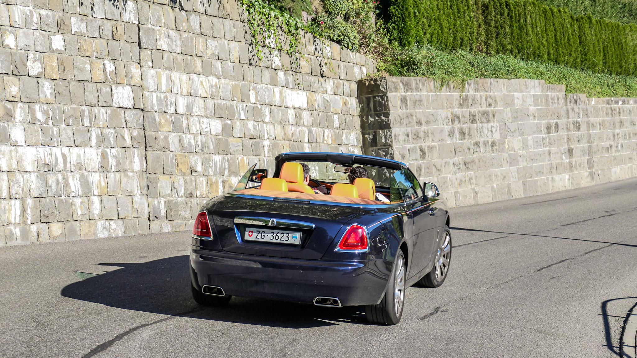 Rolls Royce Dawn - ZG-3623 (CH)