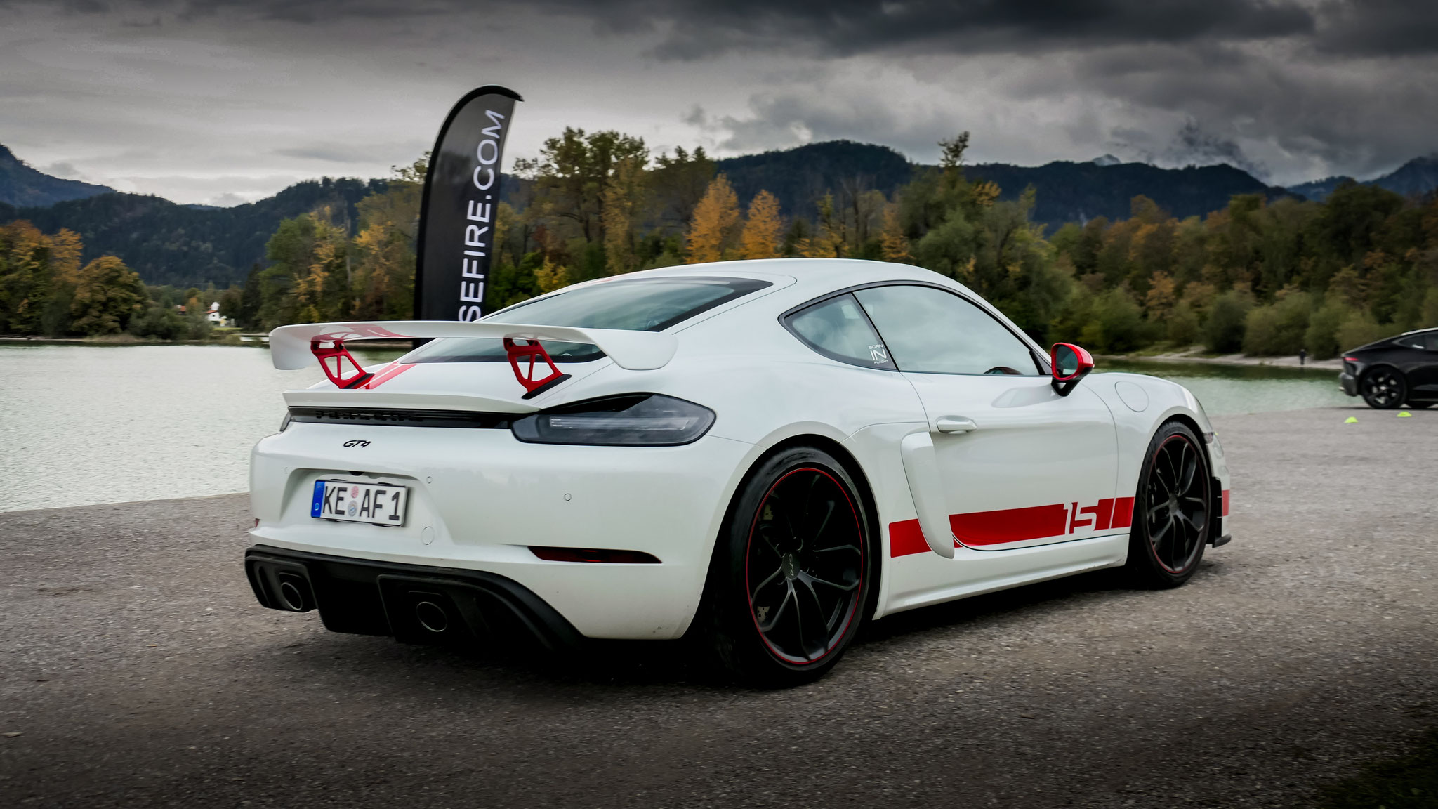 Porsche Cayman GT4 Sports Cup Edition - KE-AF-1