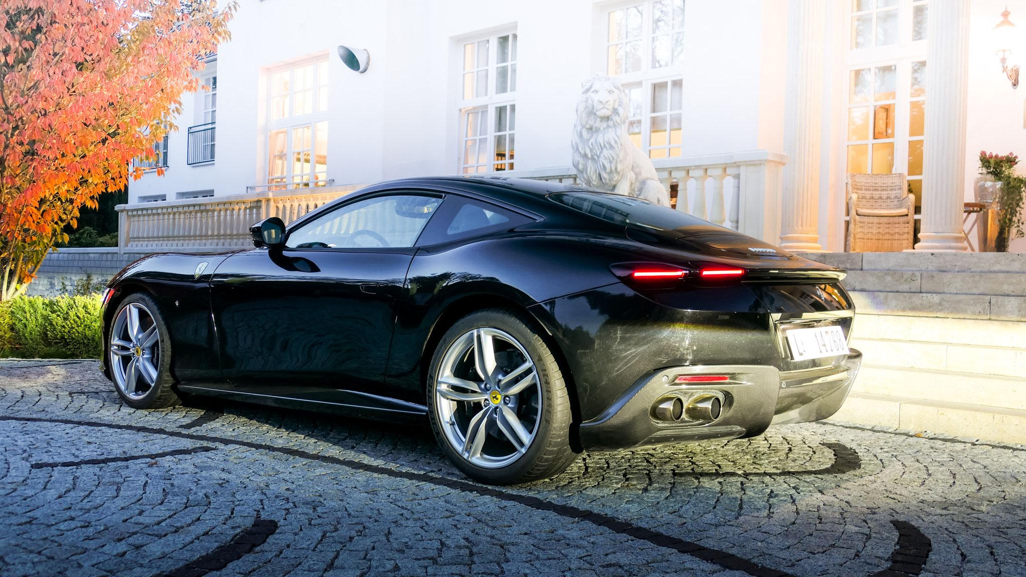 Ferrari Roma - L4-14768 (ITA)