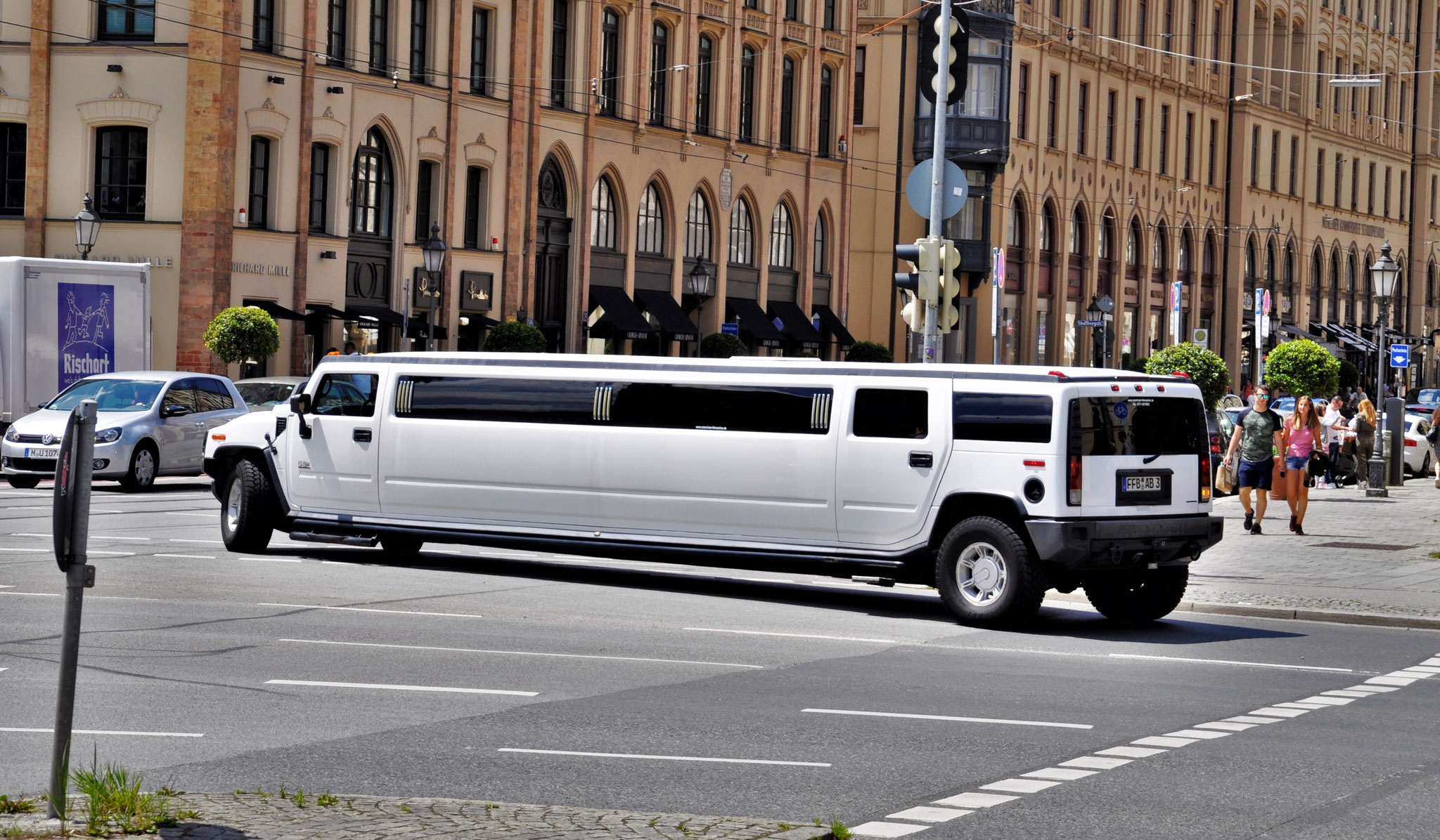 Hummer H2 Stretch - FFB-AB-3