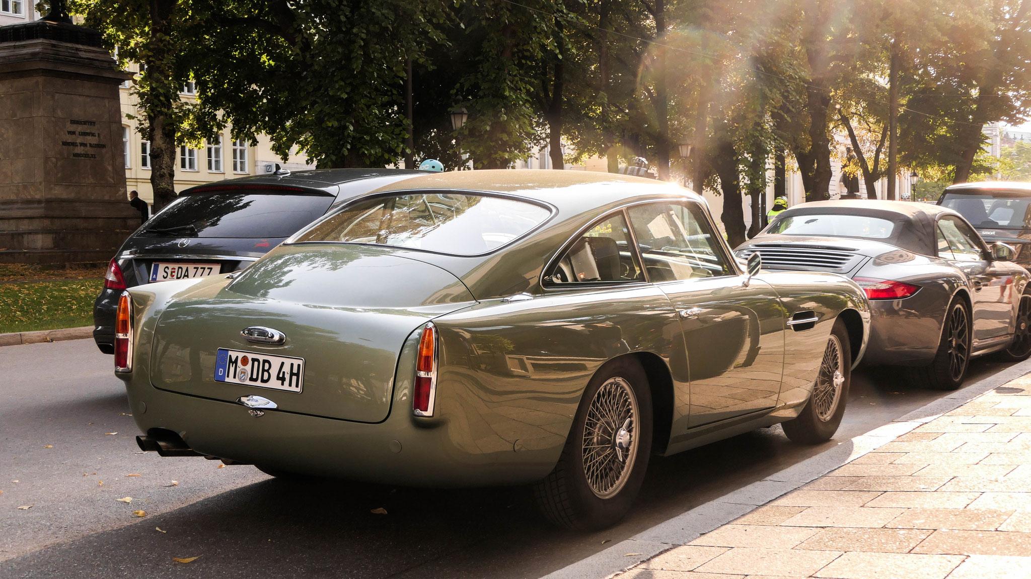 Aston Martin DB4 - M-DB-4H