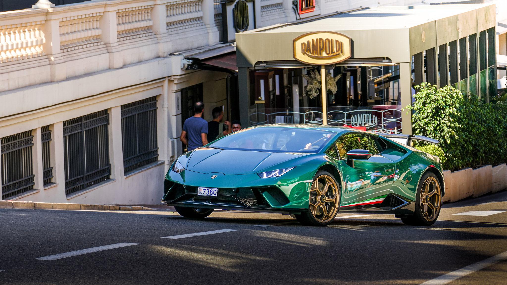 Lamborghini Huracan Performante - 738C (MC)