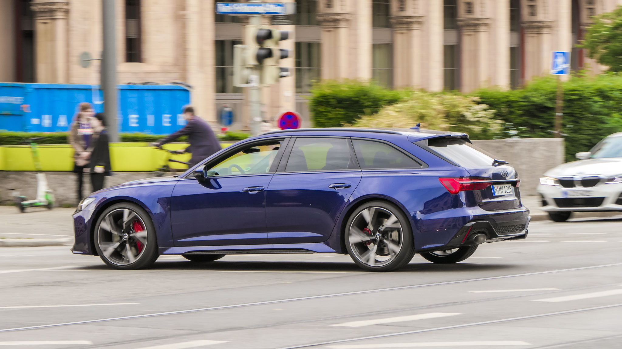 Audi RS6 - M-MV-1215