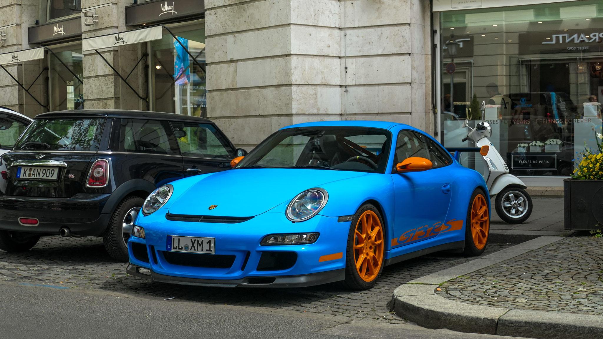 Porsche 911 GT3 RS - LL-XM-1