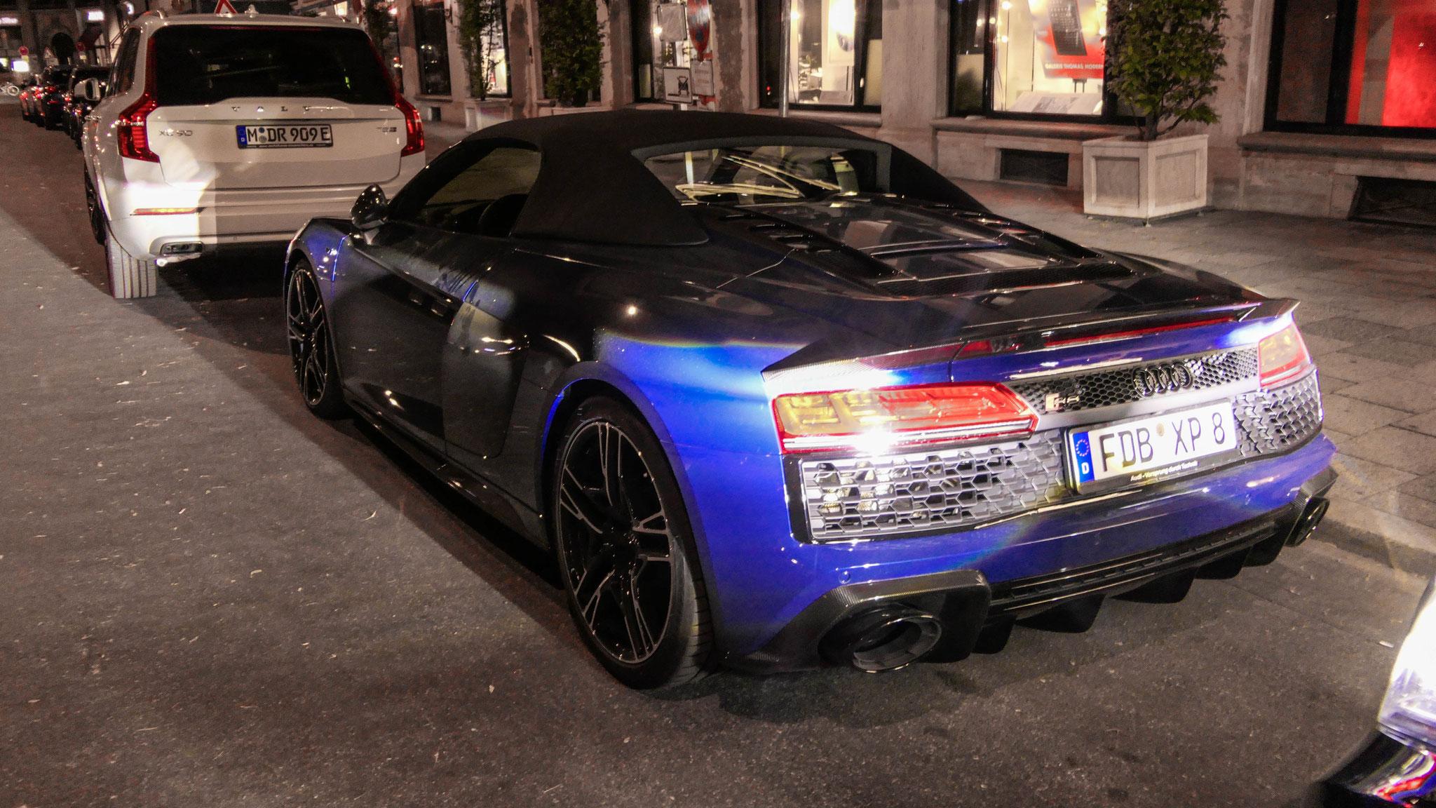 Audi R8 V10 Spyder - FDB-XP-8