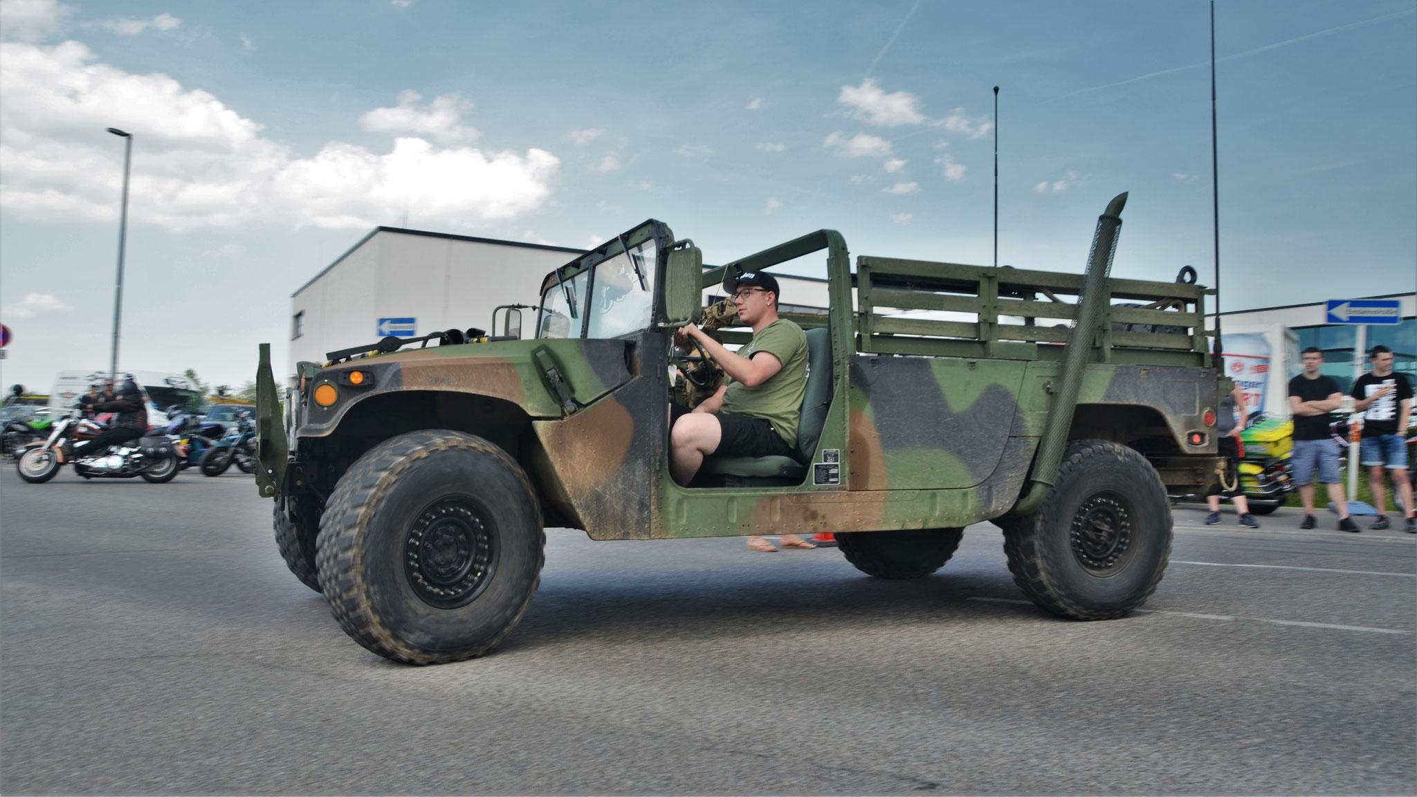 Hummer H1 - BB-MO-55H