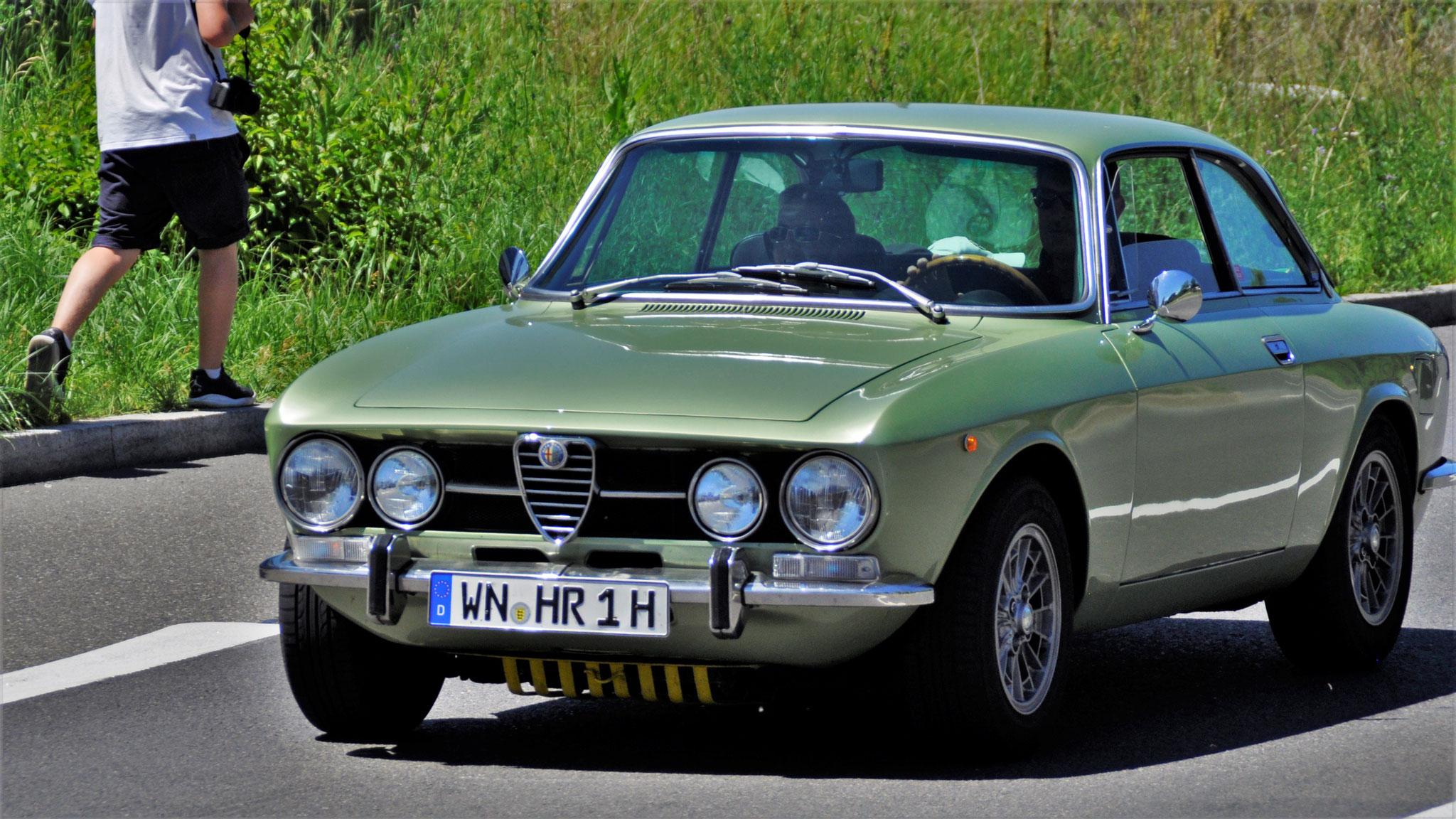 Alfa Romeo 2000 GT Veloce - WN-HR-1H