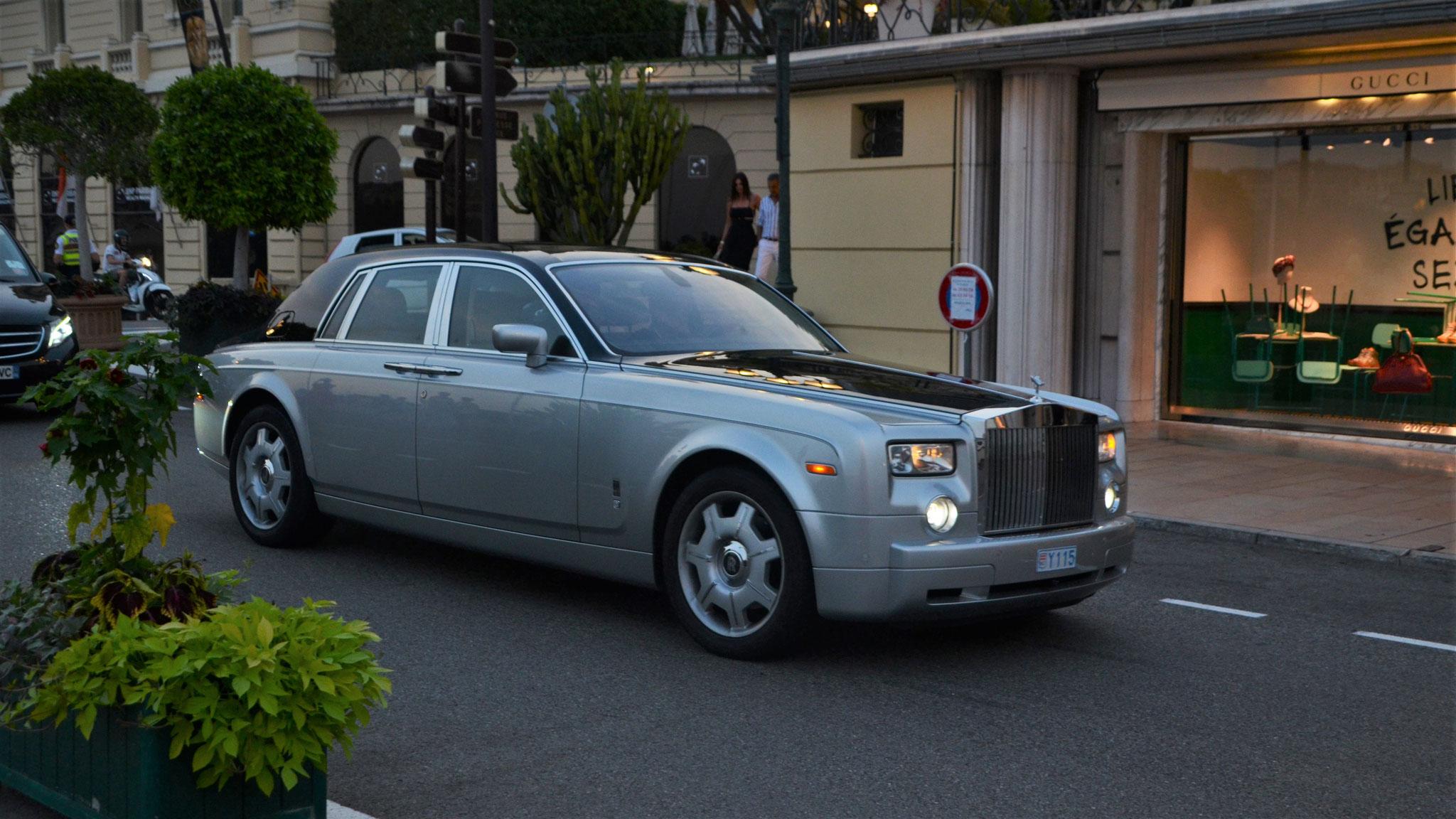 Rolls Royce Phantom - Y115 (MC)