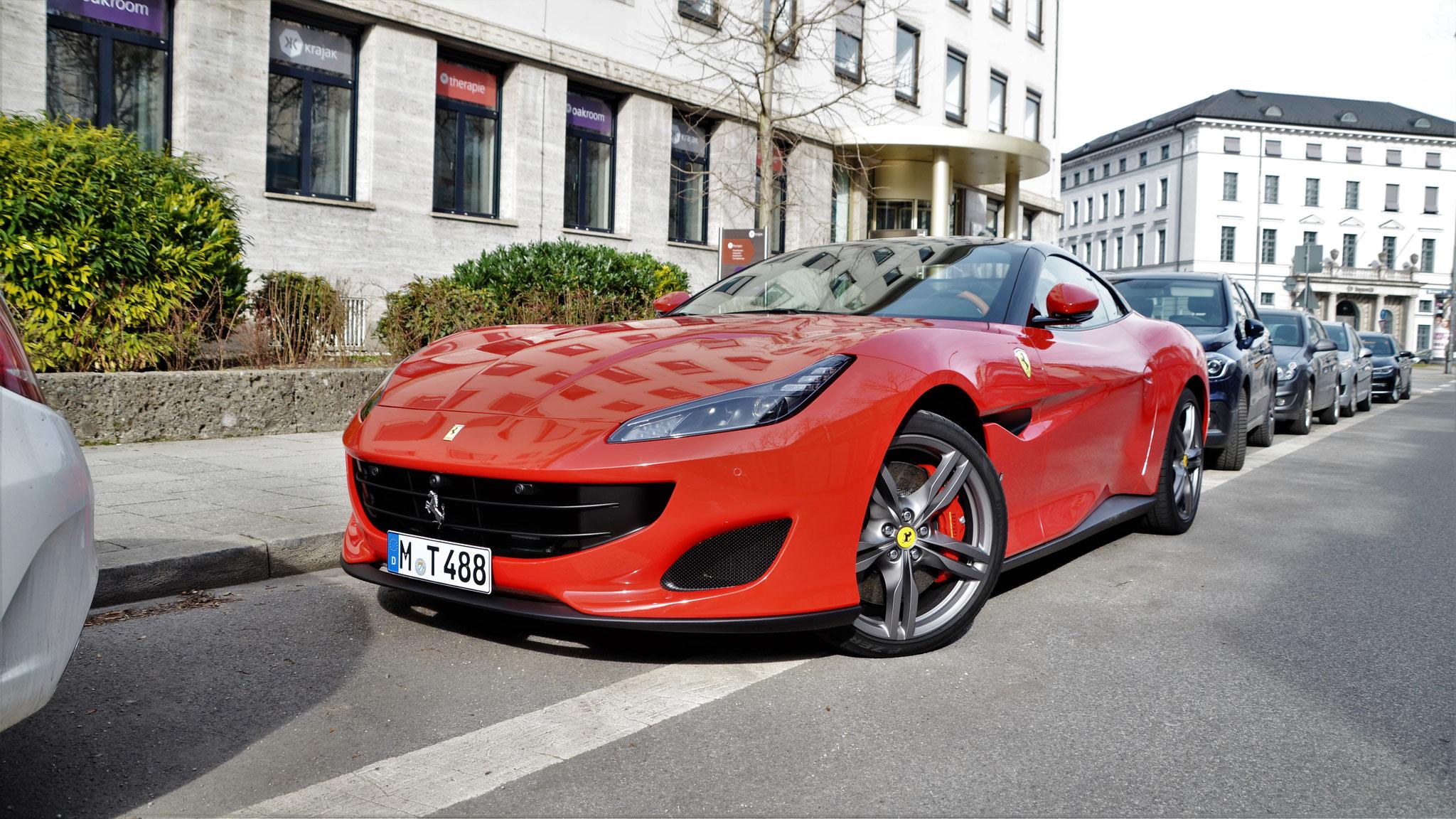 Ferrari Portofino - M-T-488