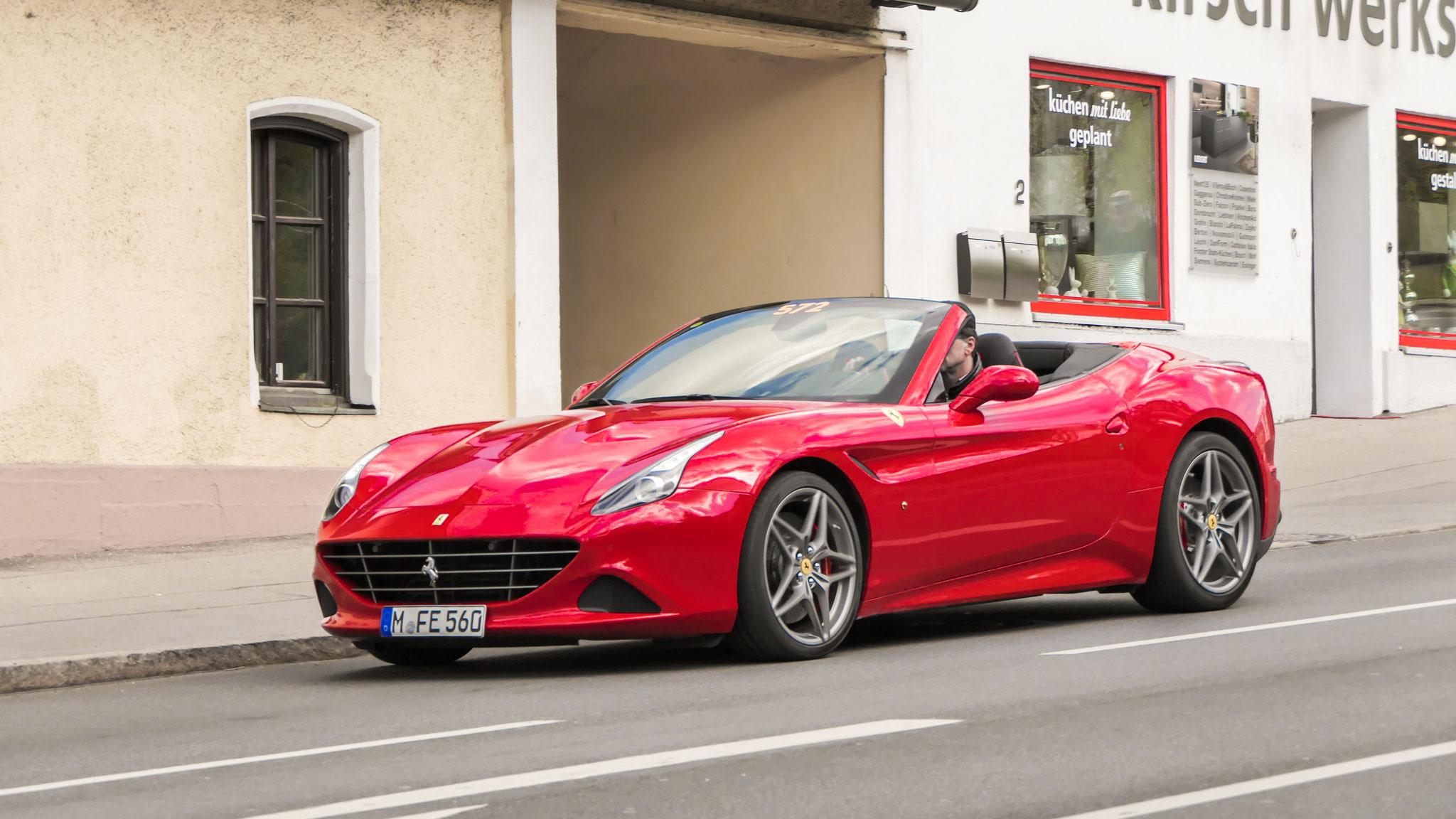 Ferrari California T - M-FE-560