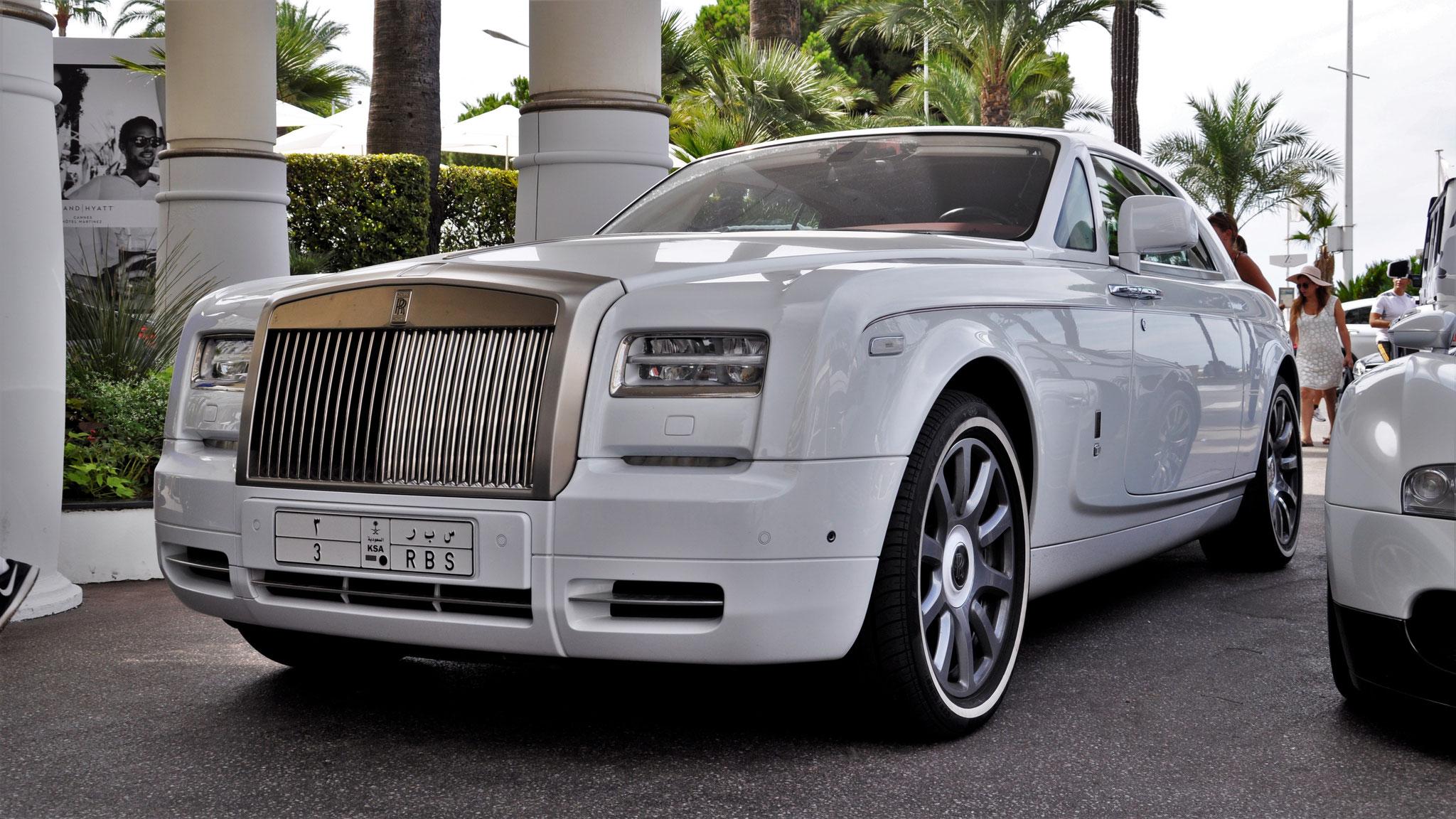Rolls Royce Drophead Coupé - 3-RBS