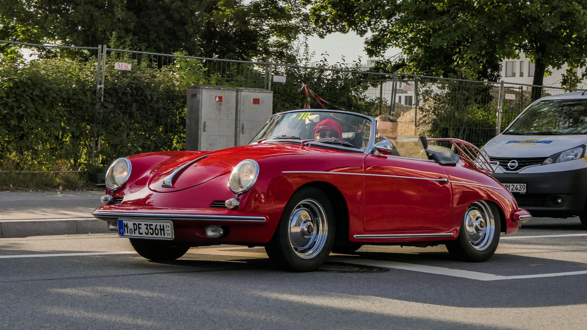Porsche 356 1600 Super - M-PE-356H