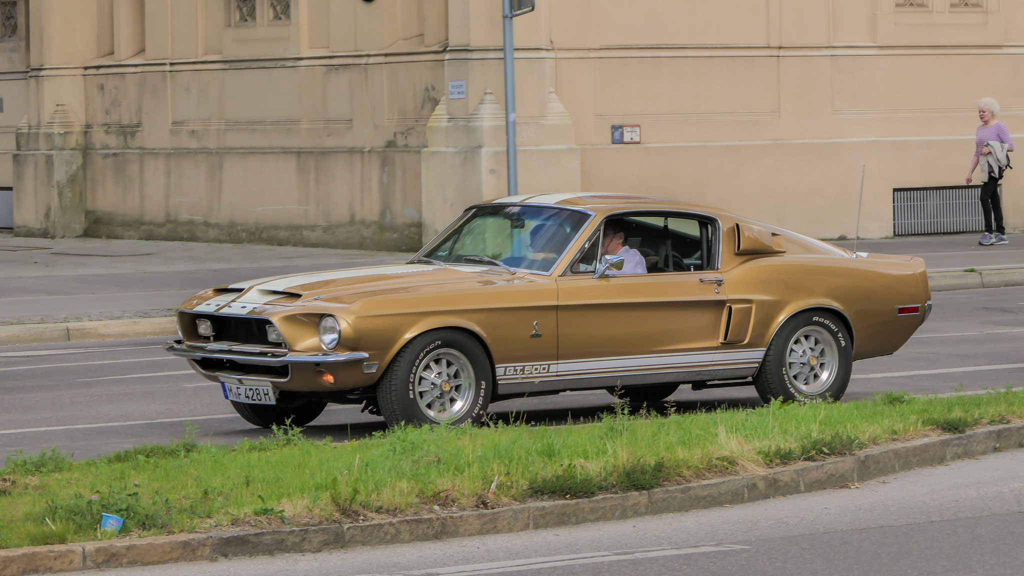Shelby Mustang I - M-F-428H