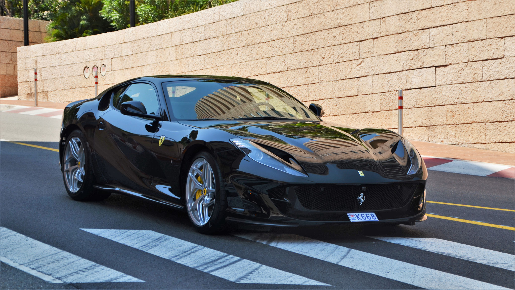 Ferrari 812 Superfast - K668 (MC)