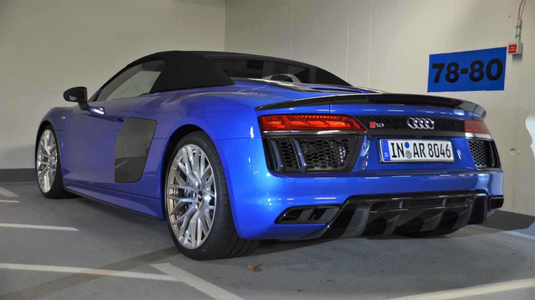 Audi R8 V10 Spyder - IN-AR-8046