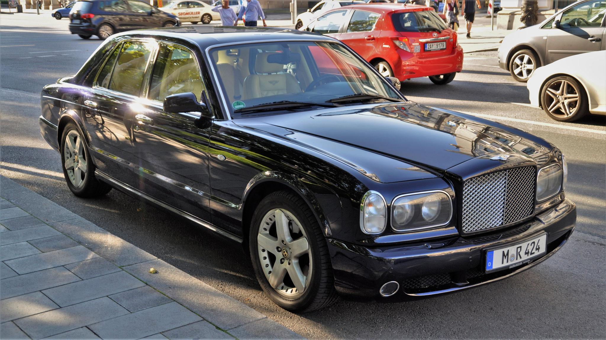 Bentley Arnage - M-R-424