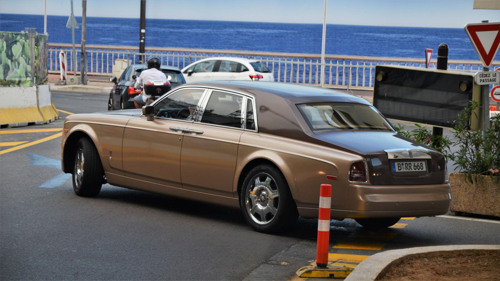 Rolls Royce Phantom - B-RR-668