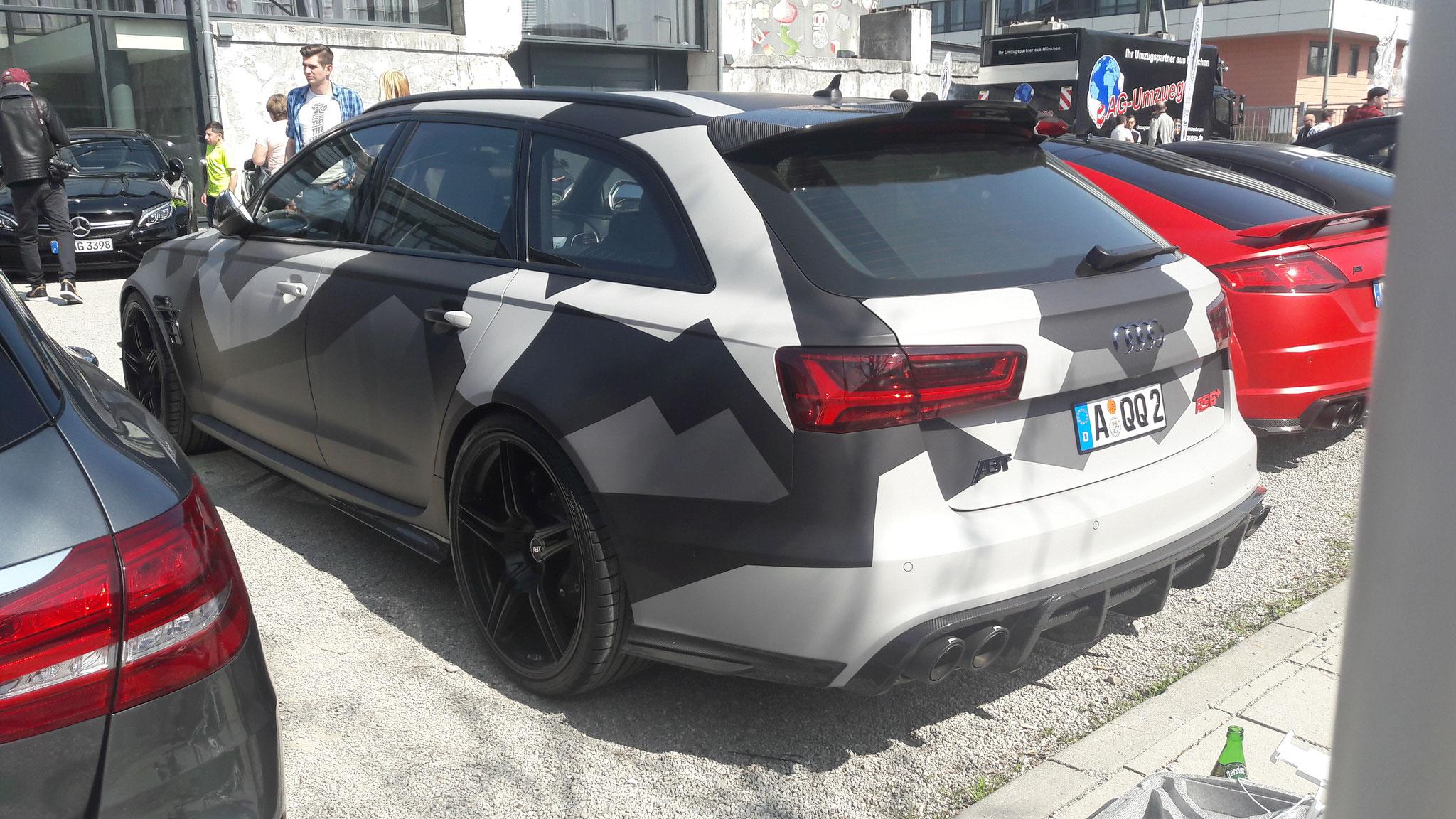 Audi ABT RS6+ - A-QQ-2