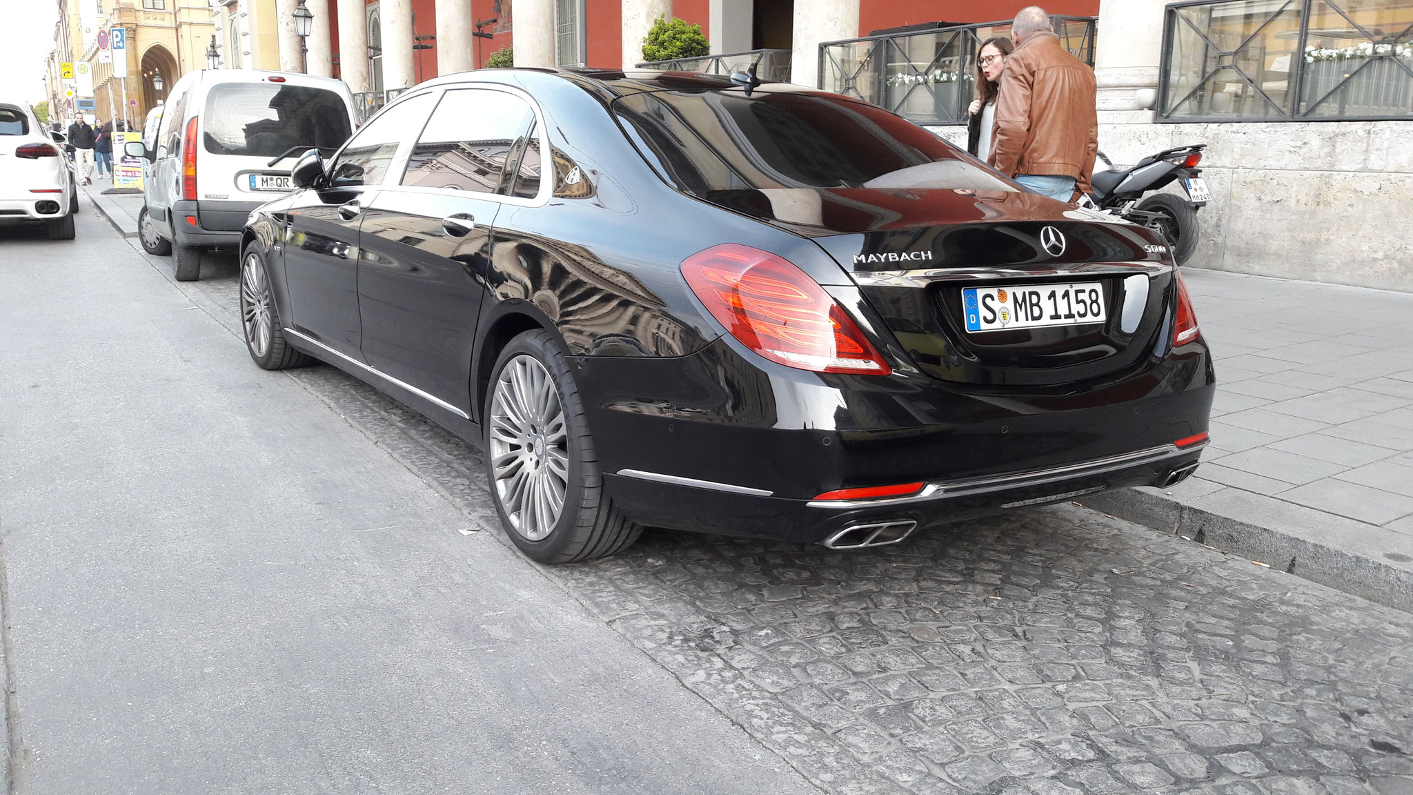 Mercedes Maybach S600 - S-MB-1158