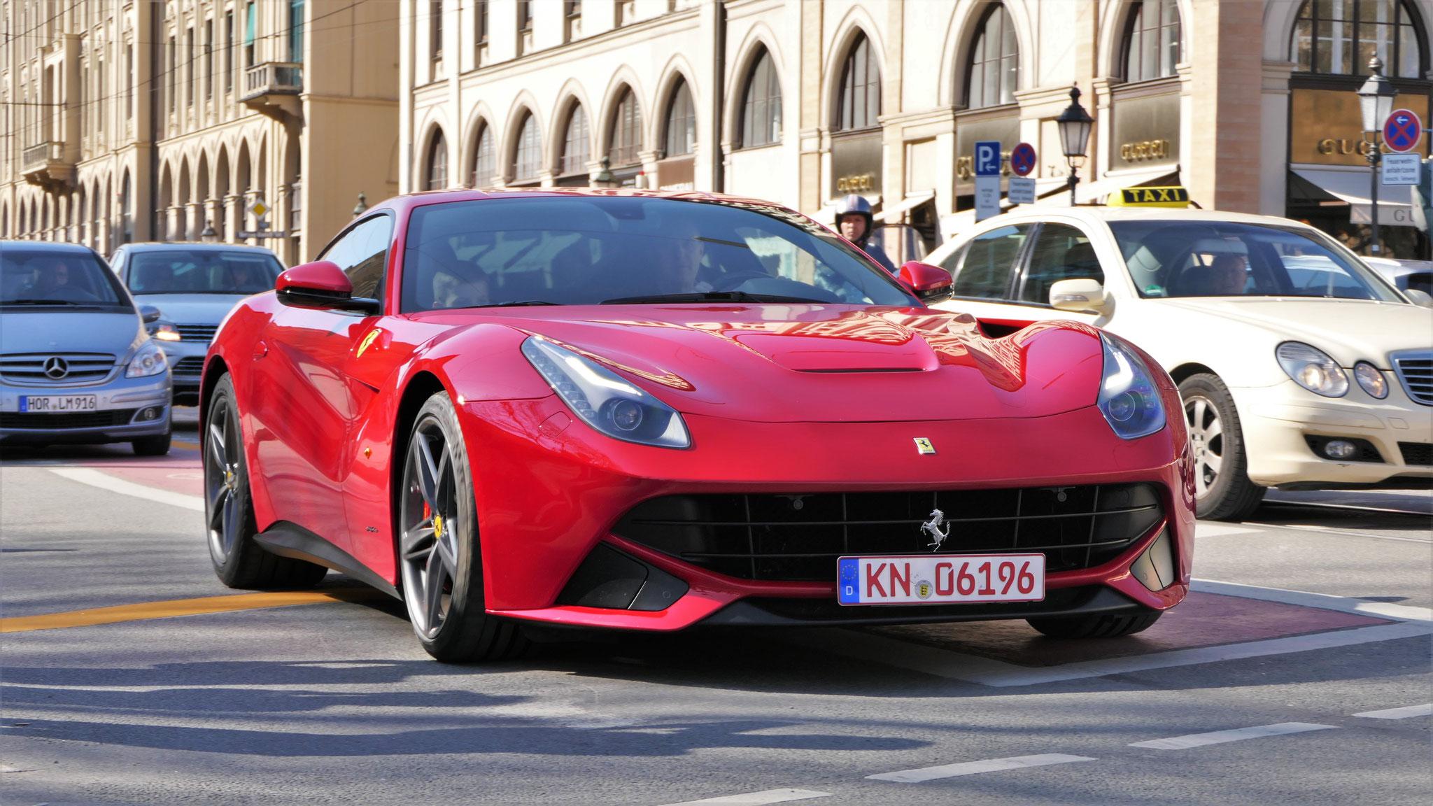 Ferrari F12 Berlinetta - KN-06196