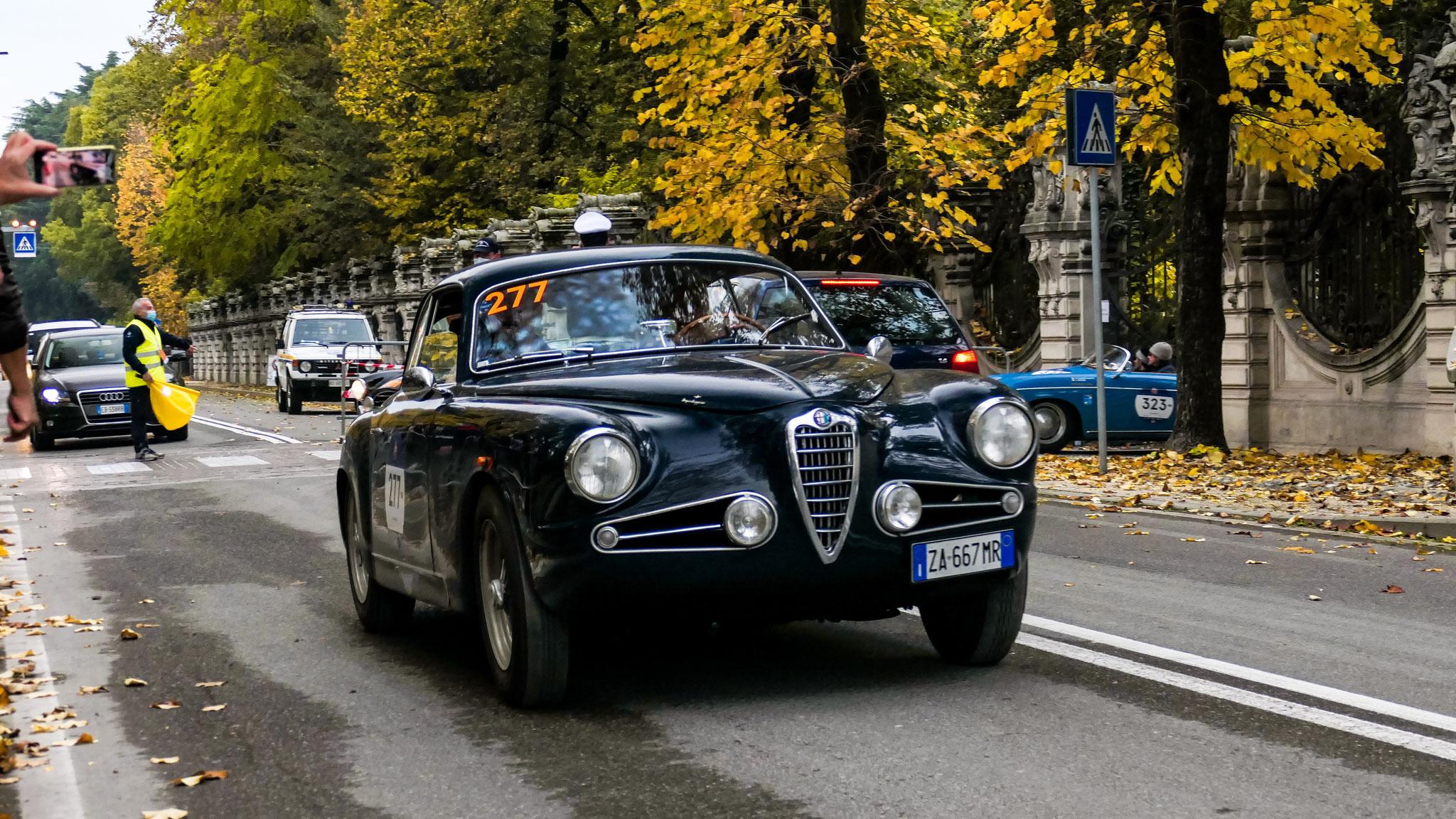 Alfa Romeo 1900C Super Sprint - ZA-667-MR (ITA)