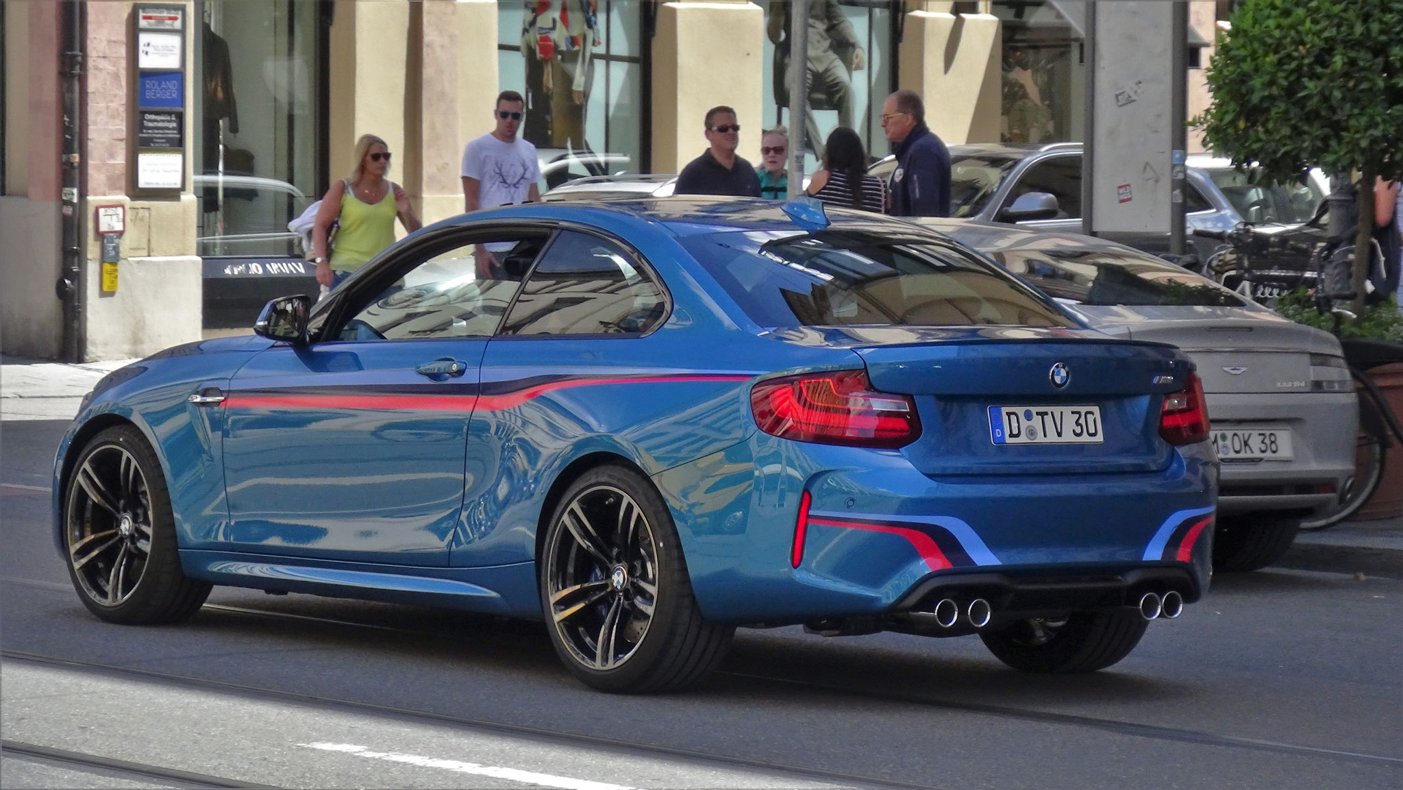 BMW M2 M-Performance - D-TV-30