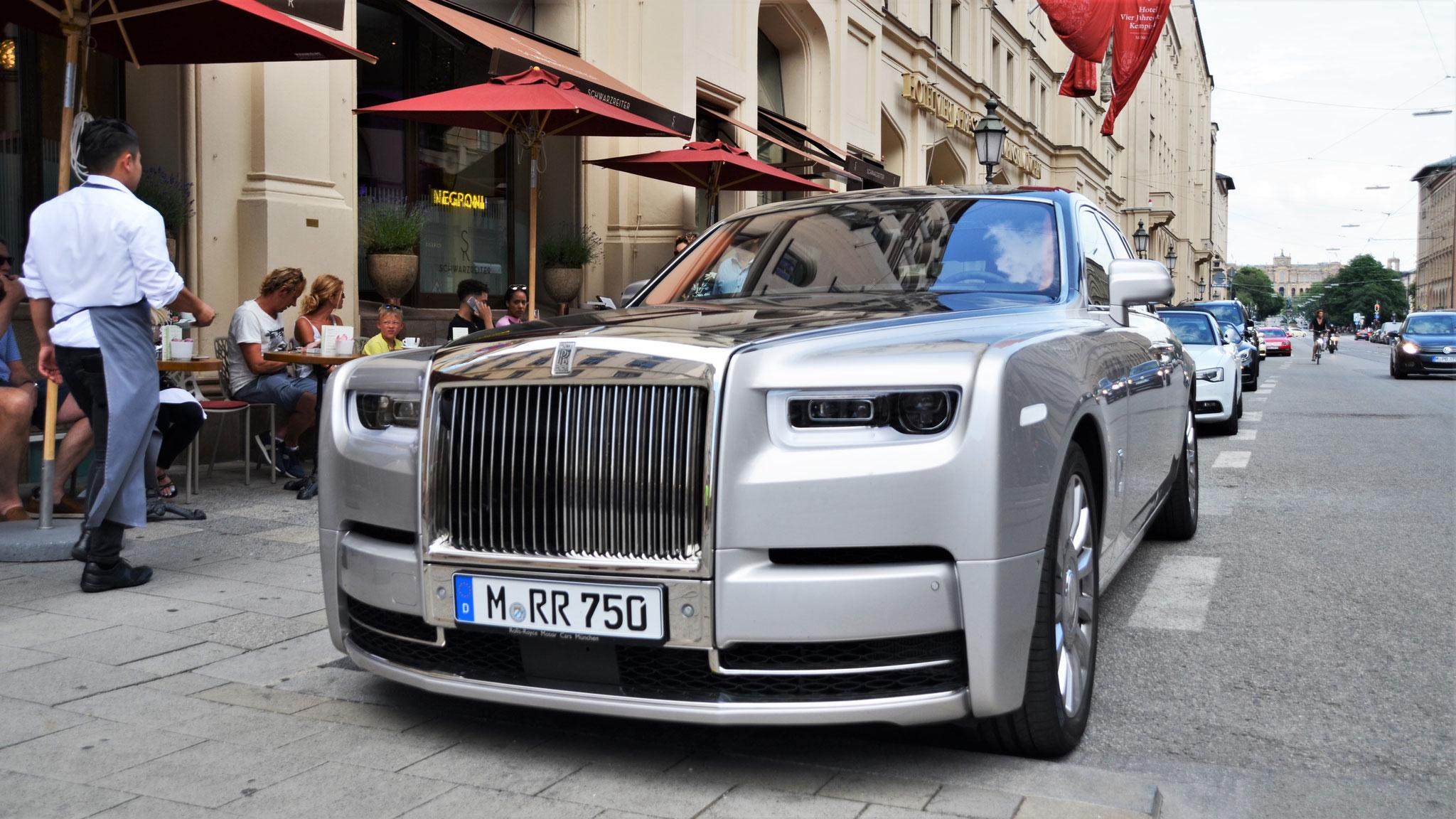 Rolls Royce Phantom - M-RR-750