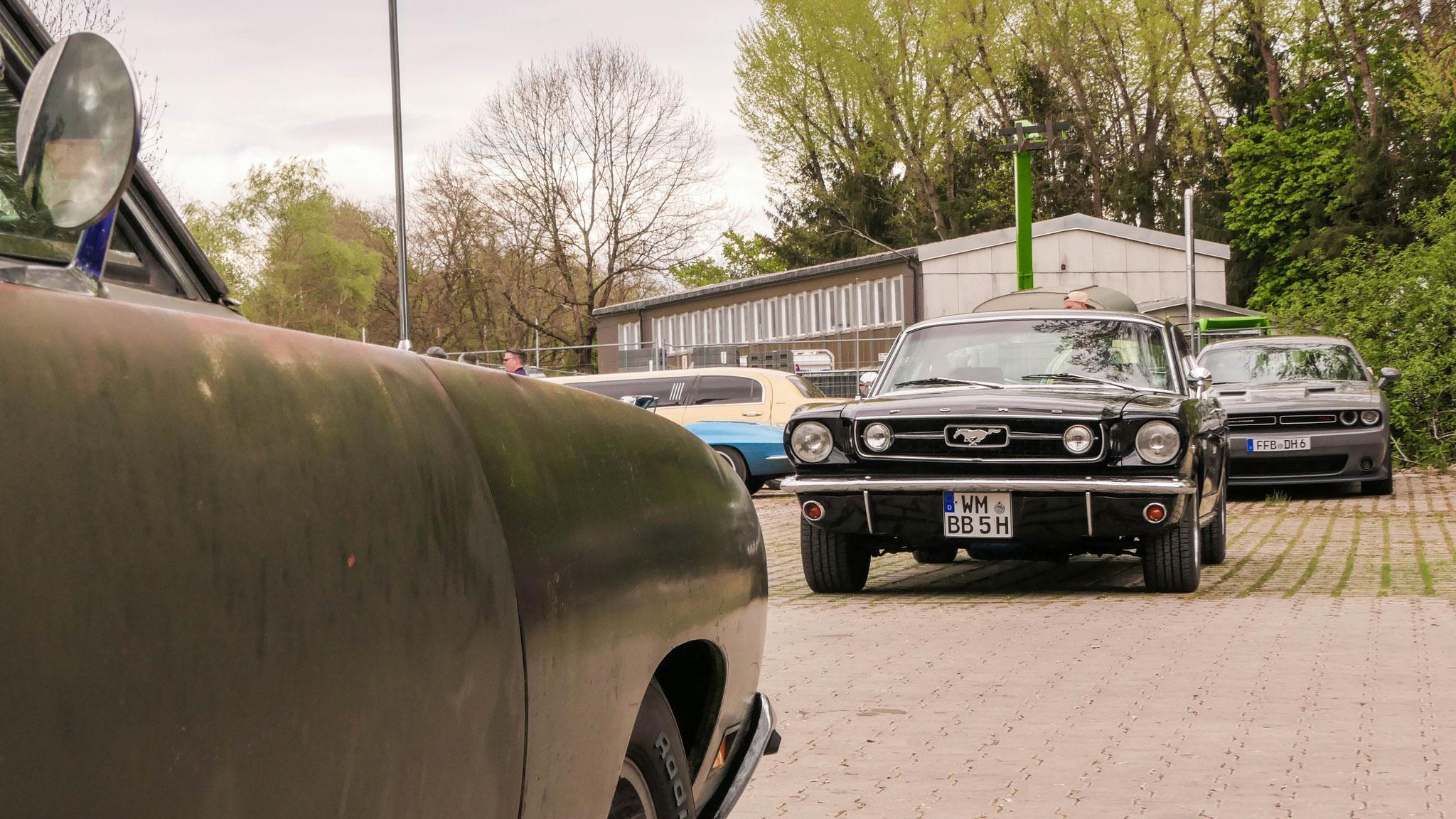 Mustang I - WM-BB-5H