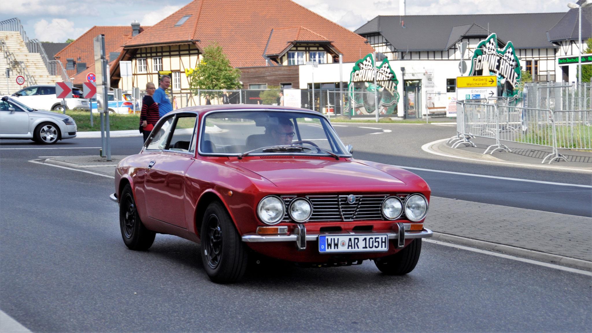 Alfa Romeo 2000 GT Veloce - WW-AR-105H