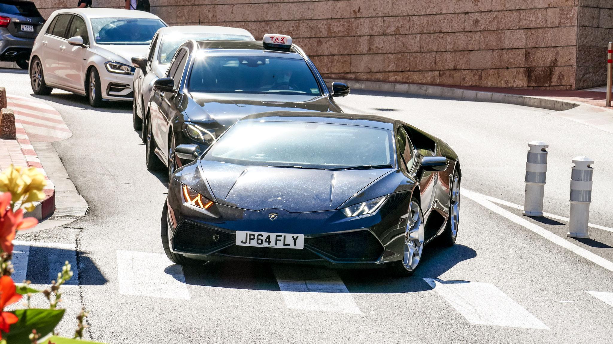 Lamborghini Huracan - JP64-FLY (GB)