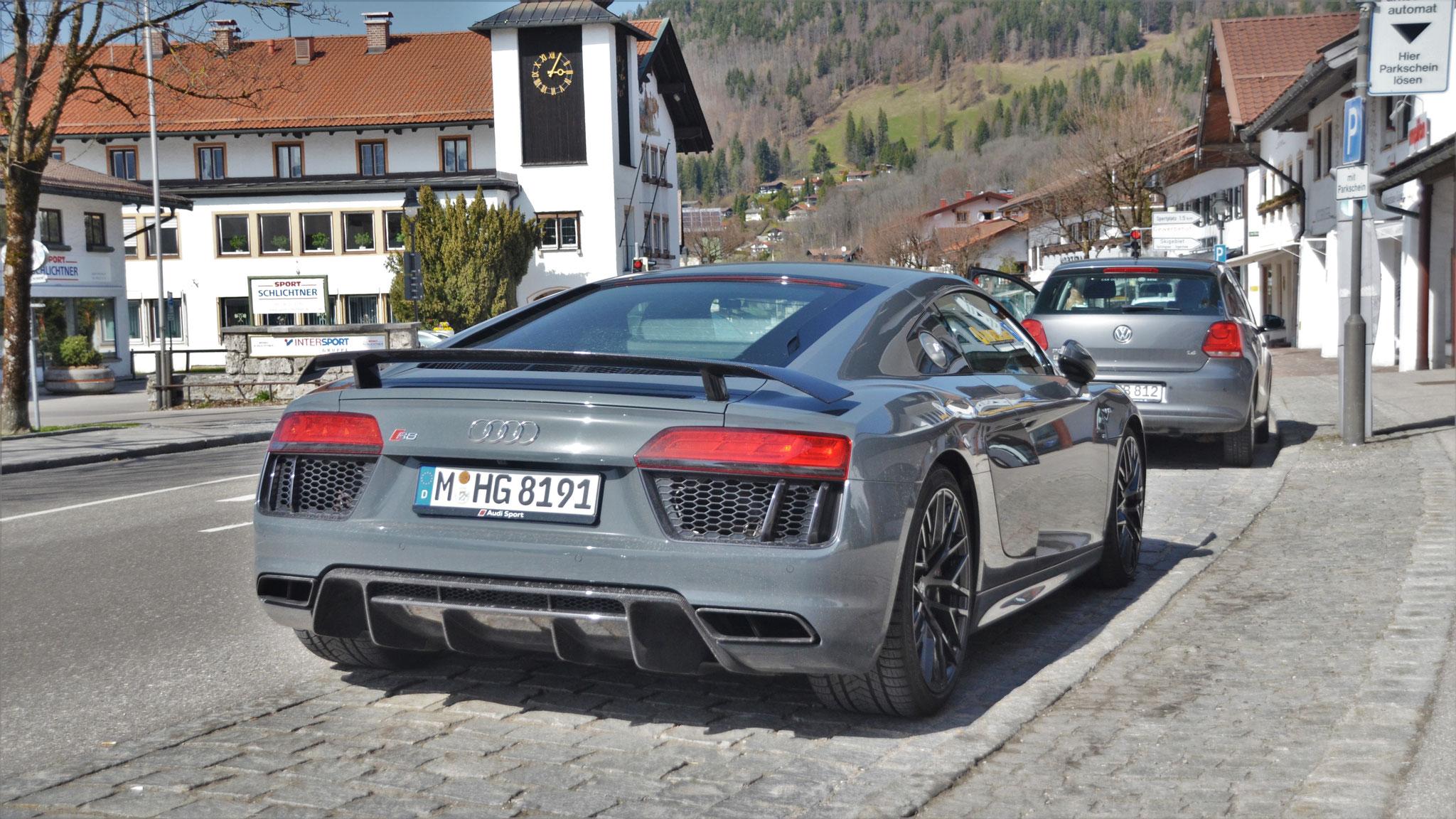 Audi R8 V10 - M-HG-8191