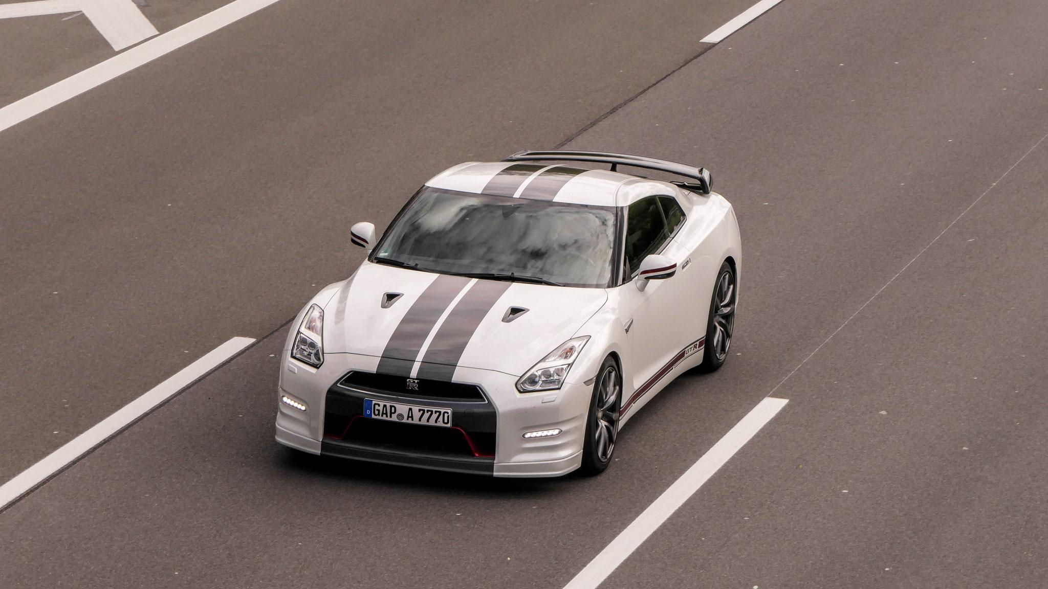 Nissan GTR - GAP-A-7770