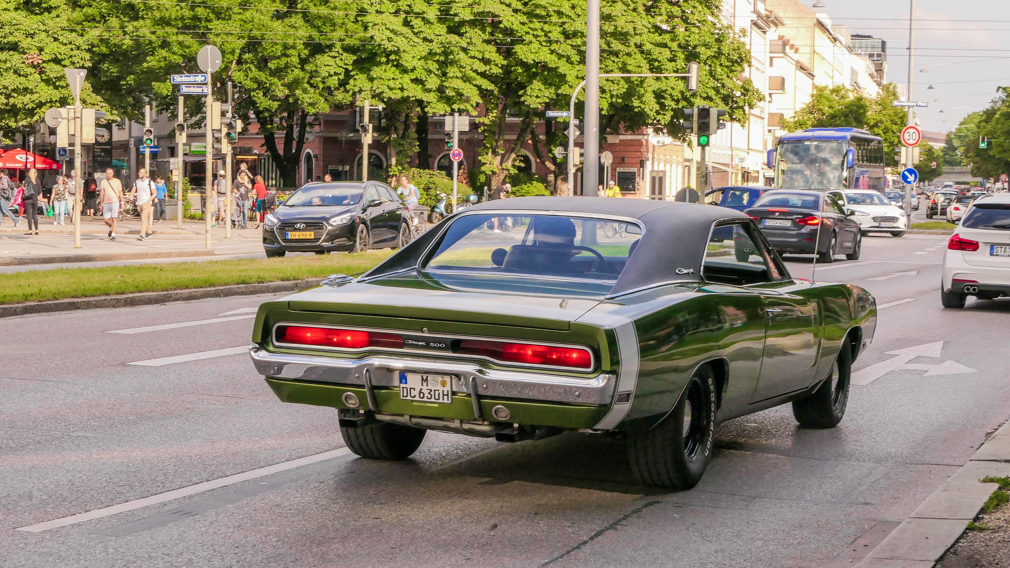 Dodge Charger 500 - M-DC-630H