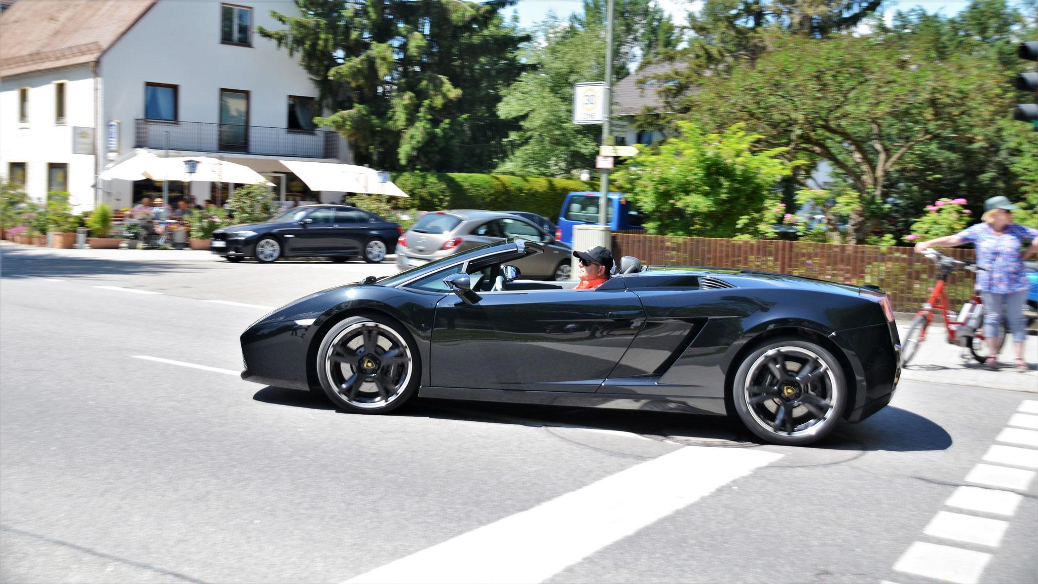 Lamborghini Gallardo Spyder - ED-WH-5
