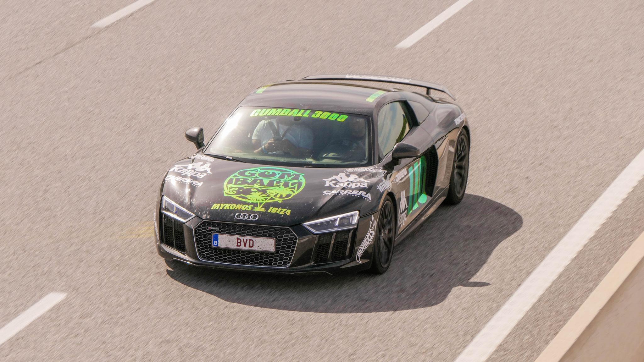 Audi R8 V10 - BVD (BEL)