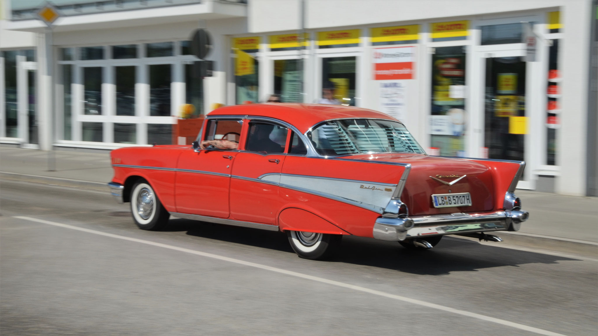 Chevrolet Bel Air  - LB-B-5707H